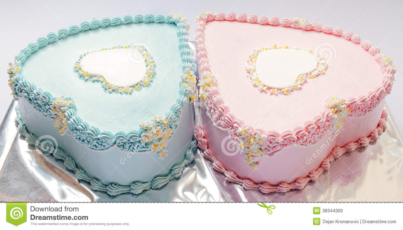 Birthday Cakes For Boy And Girl Twins Image Inspiration of Cake