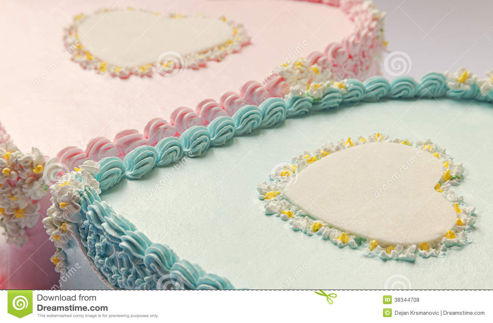 Birthday Cakes Stock Photo Image Of Plate Girl Entertaining