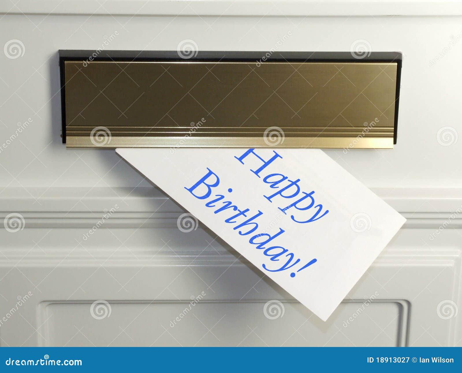 Happy Birthday Typography Royalty Free Photography Image – Photographer Birthday Card