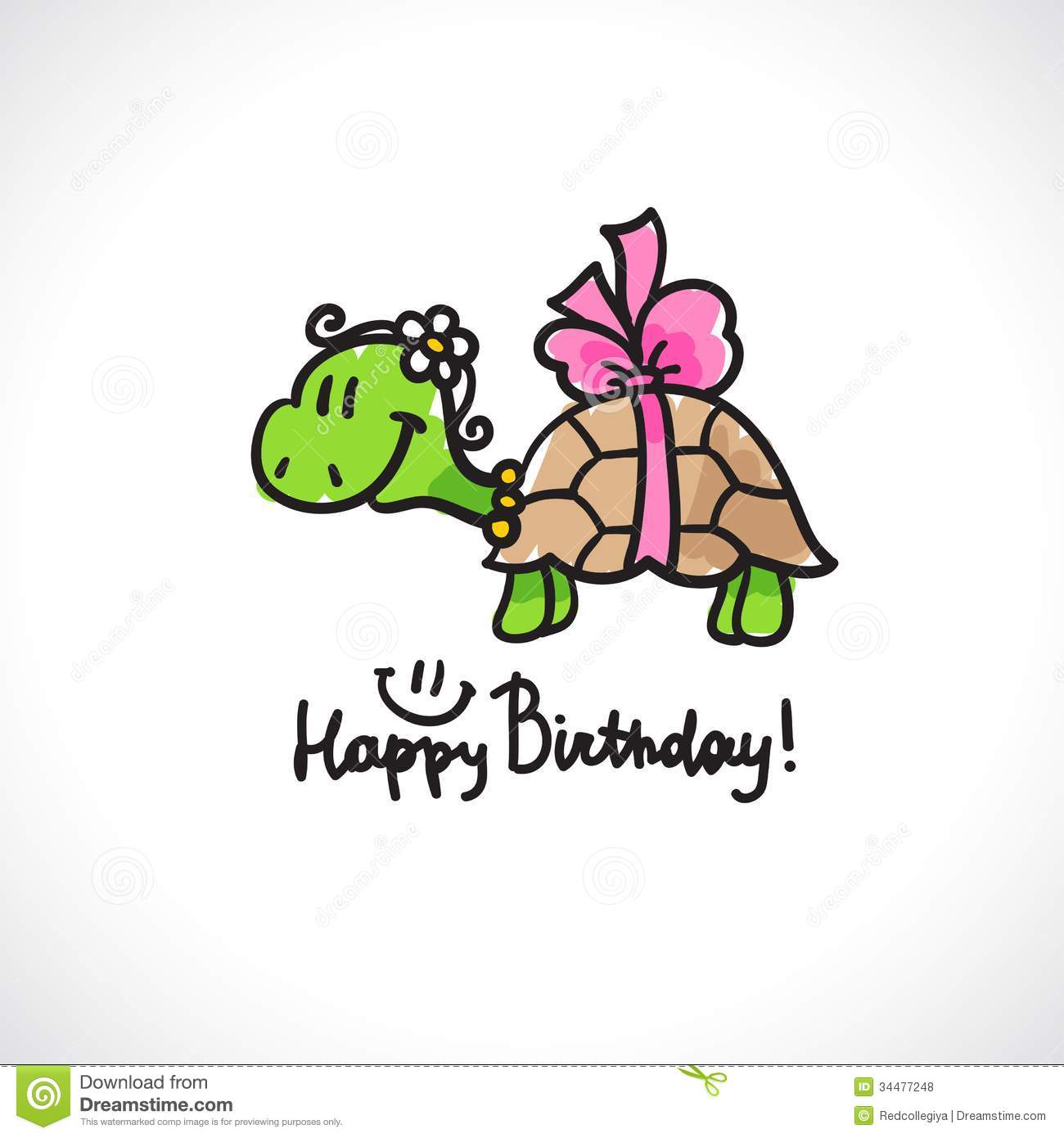 Birthday Card Royalty Free Stock Photos - Image: 34477248: dreamstime.com/royalty-free-stock-photos-birthday-card-cartoon...