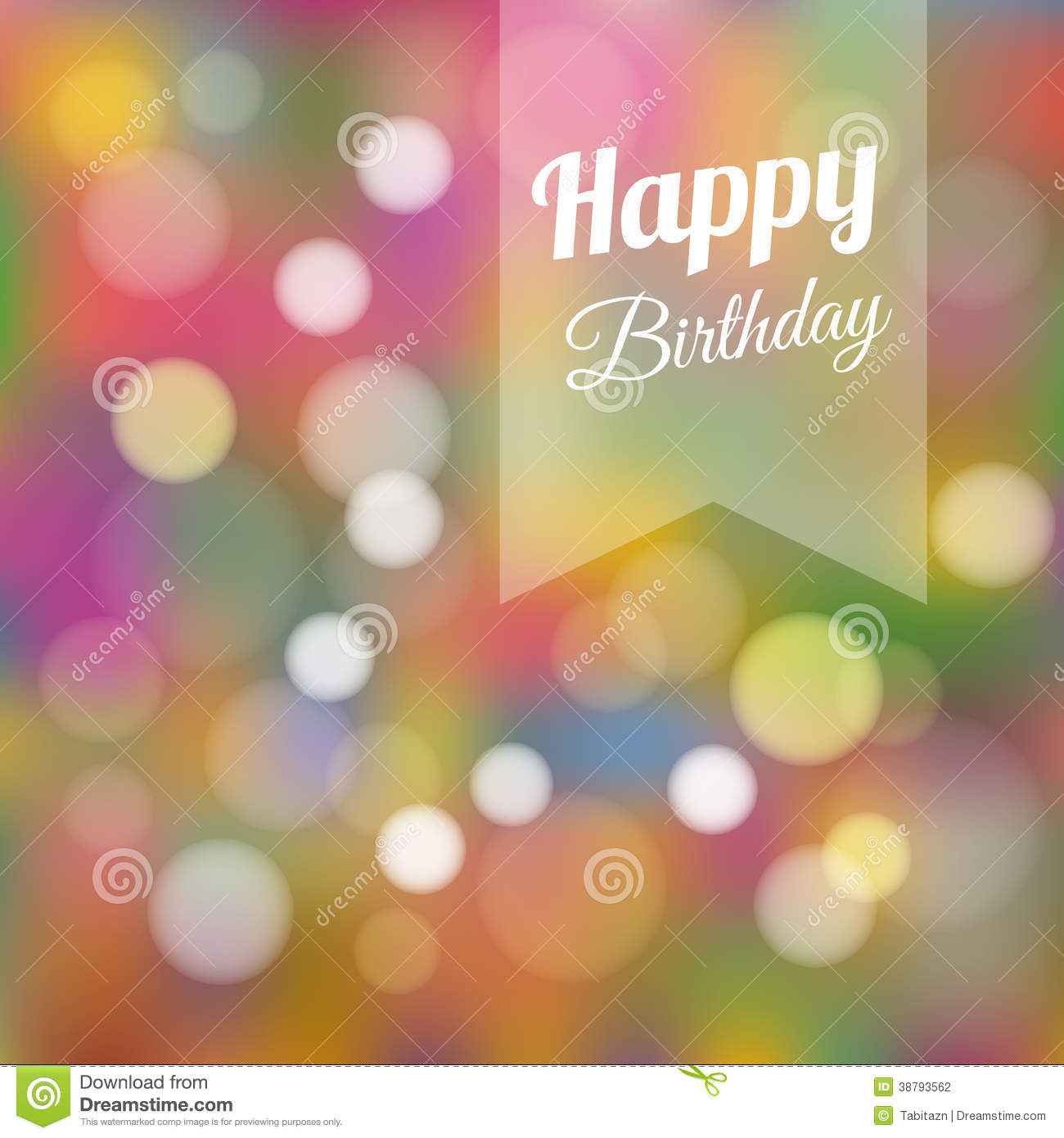 birthday card invitation background illustration 38793562 megapixl