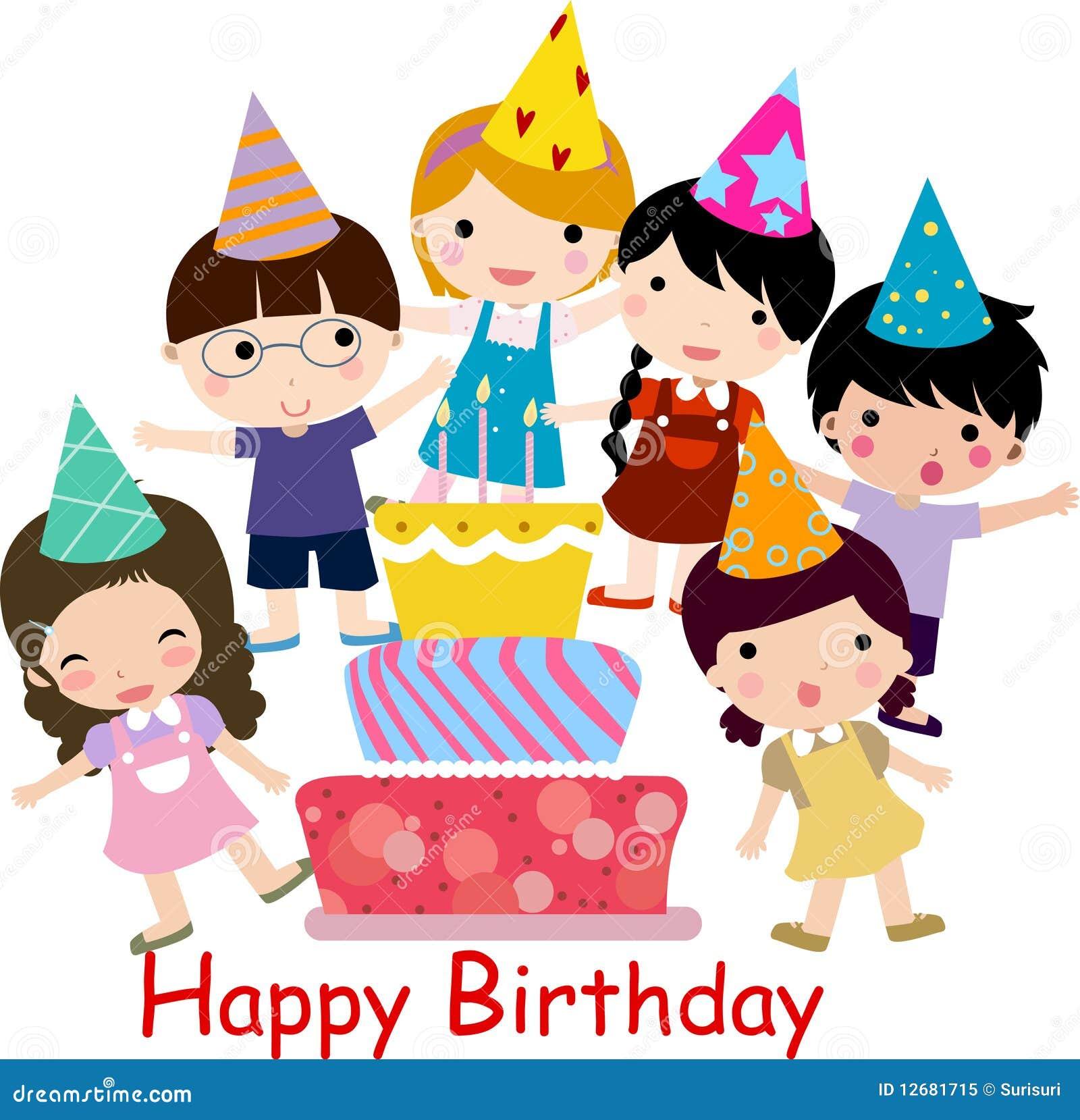 Birthday Celebration Royalty Free Stock Photo Image