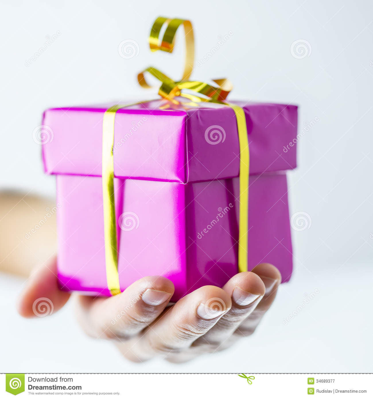 Birthday or christmas gift box stock image image of special birthday or christmas gift box negle Choice Image