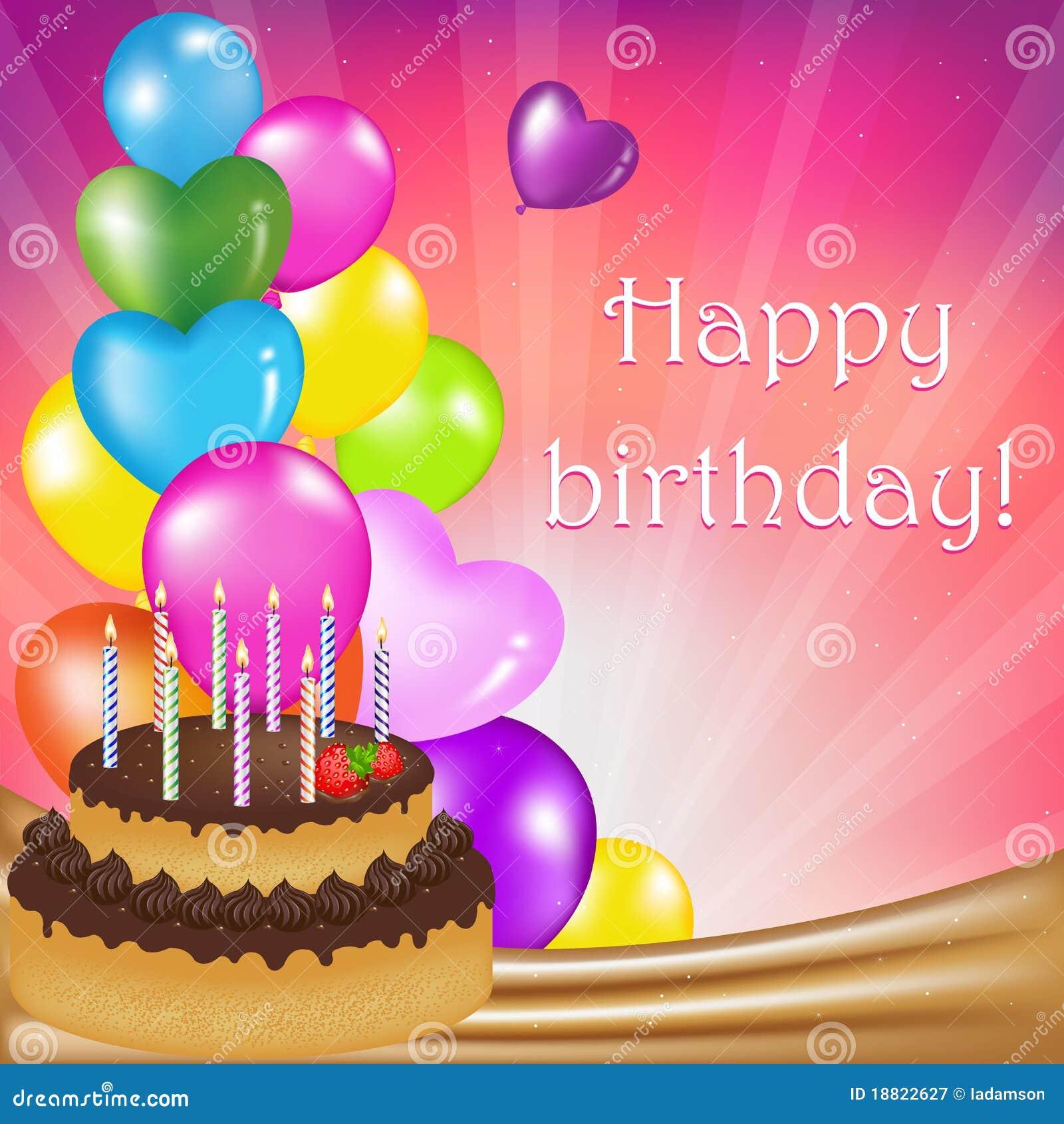 Birthday Day Card Royalty Free Photography Image 18822627 – Birthday Day Card