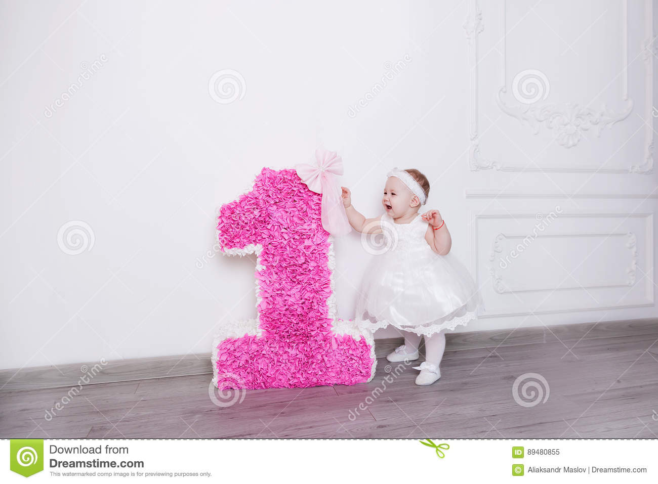 Birthday, the first year