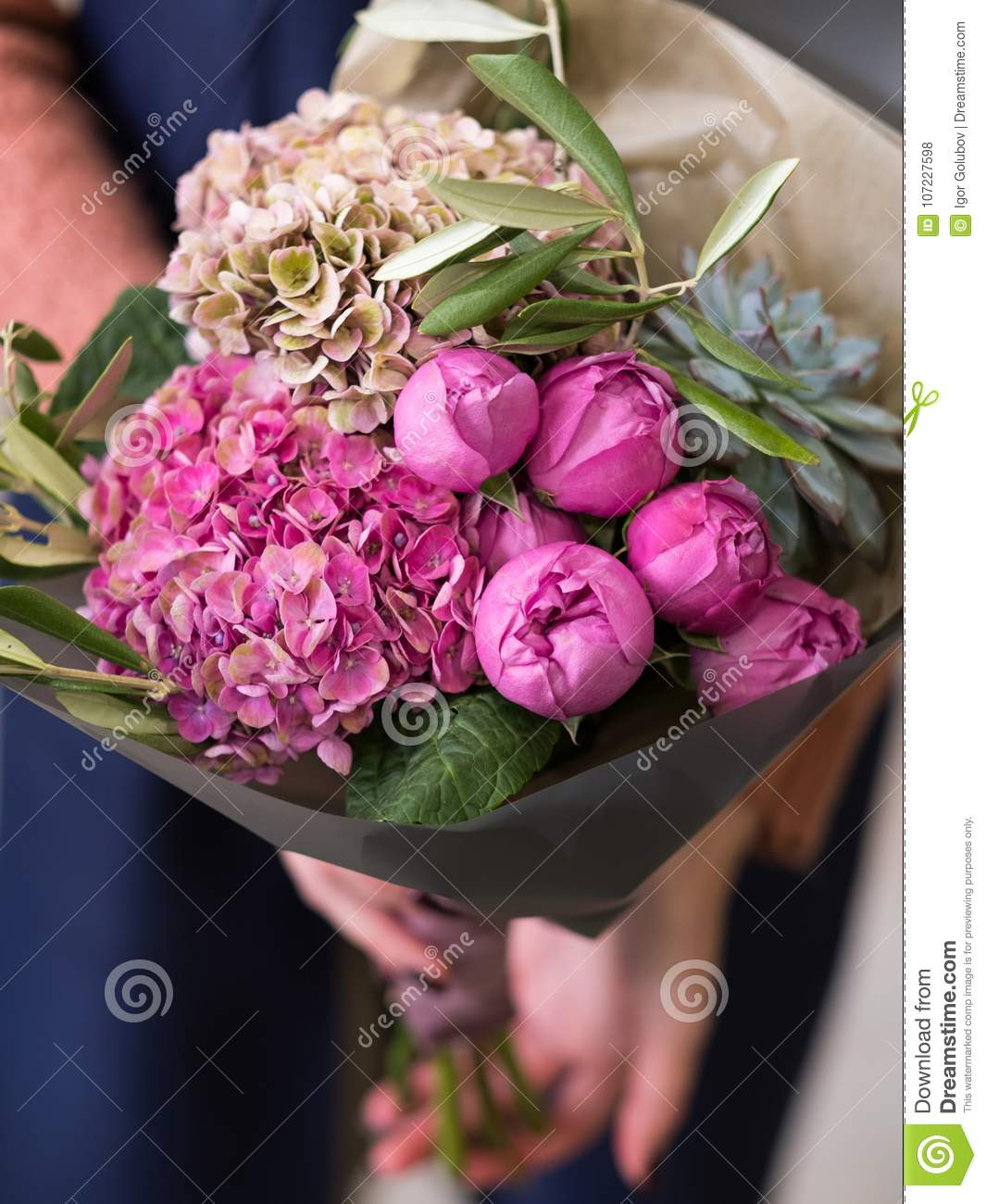 Birthday flower bouquet beautiful gift reward stock photo image of birthday flower bouquet beautiful gift reward izmirmasajfo