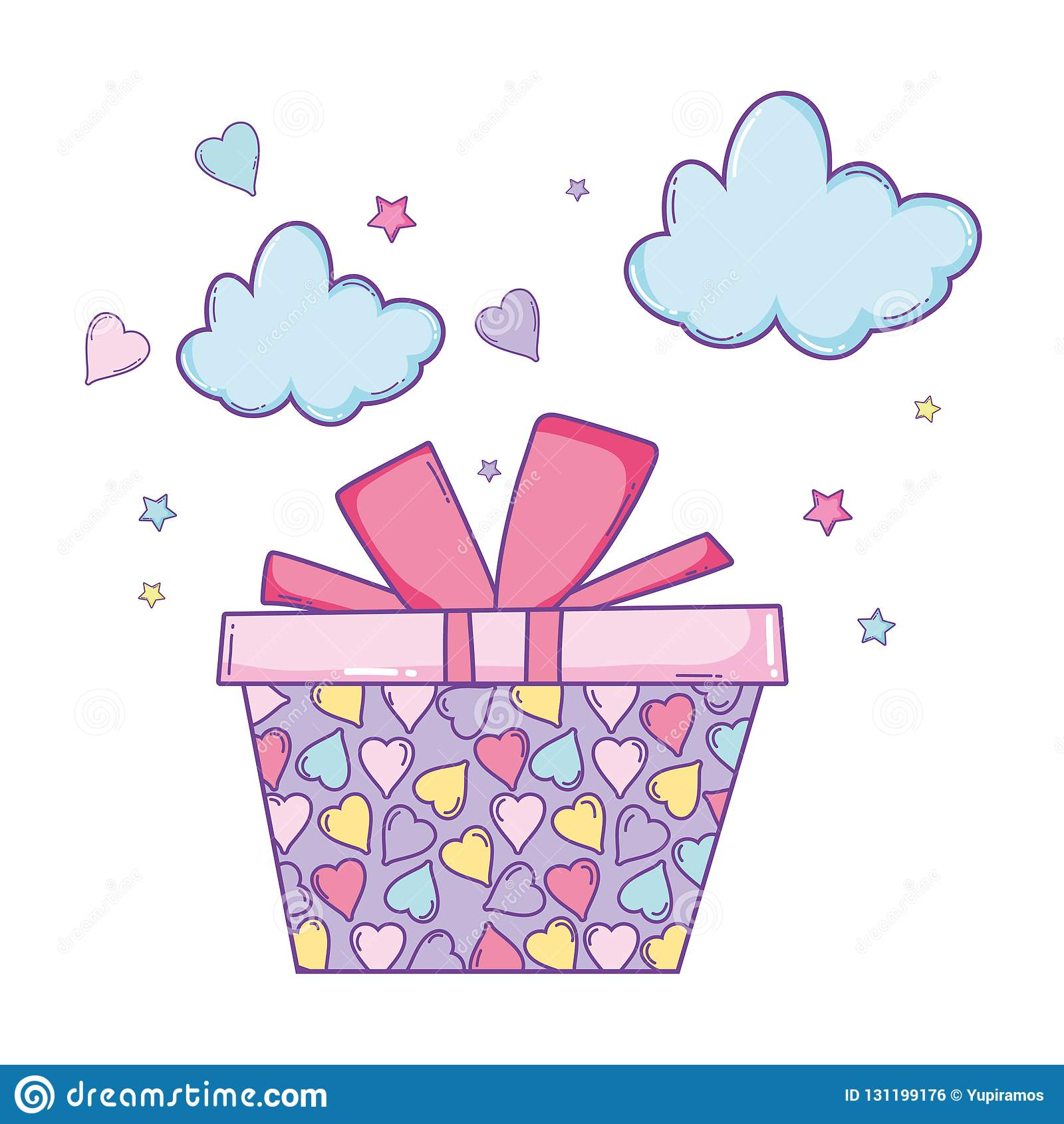 Happy Birthday Cartoons Stock Vector Illustration Of Decoration