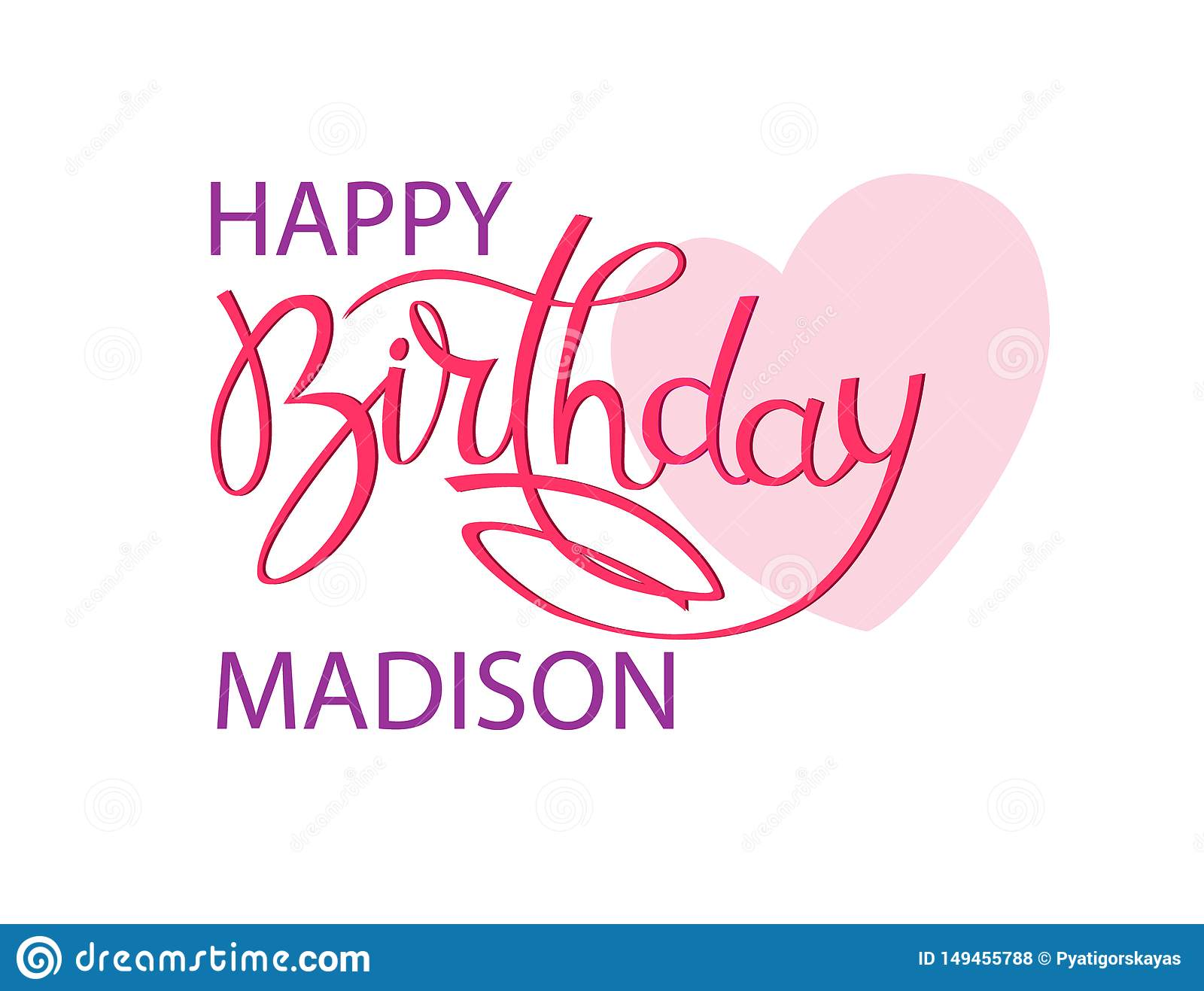 Madison/'s Collection Birthday Card