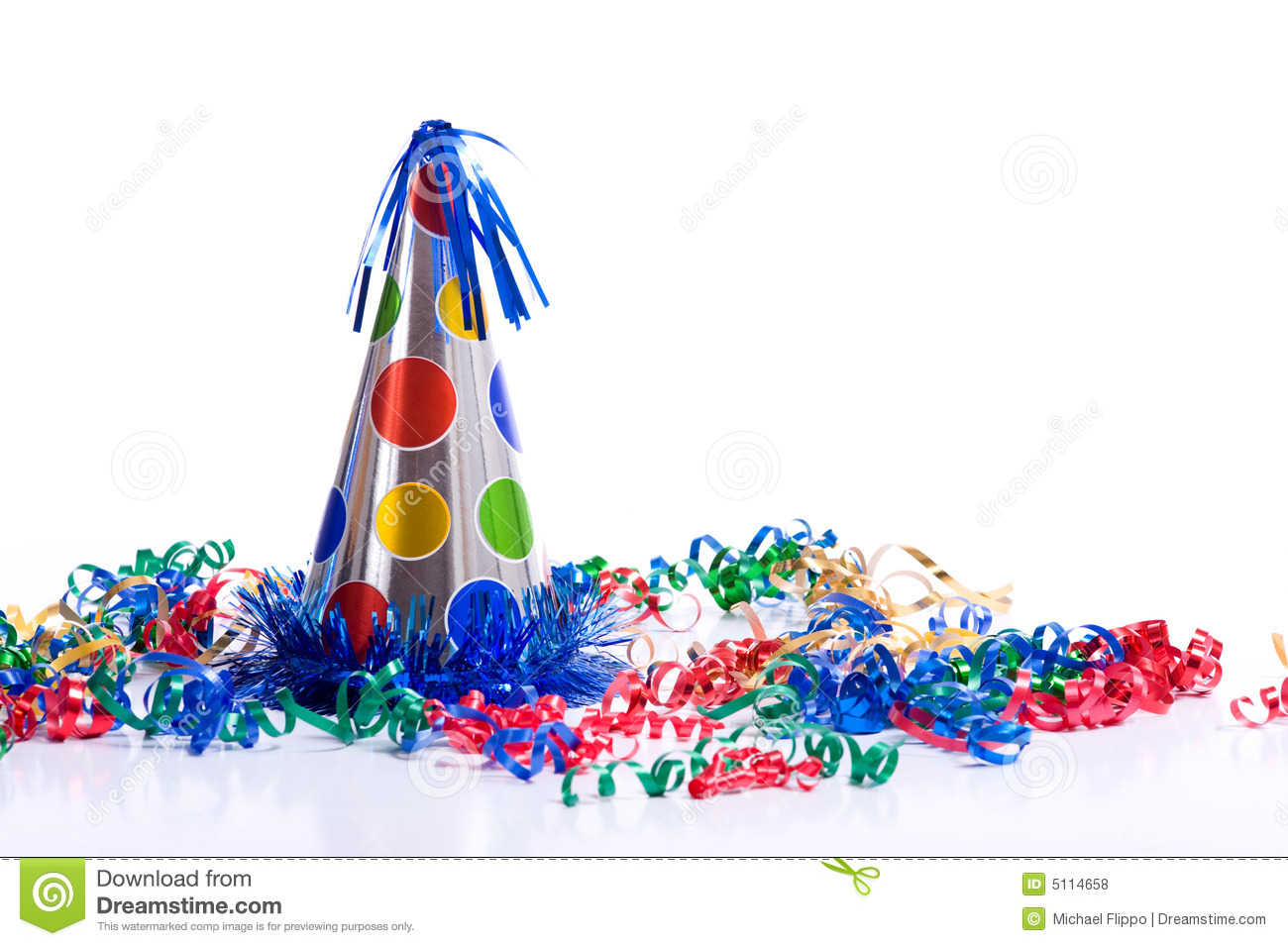 Birthday Party Decoration Ideas With Streamers