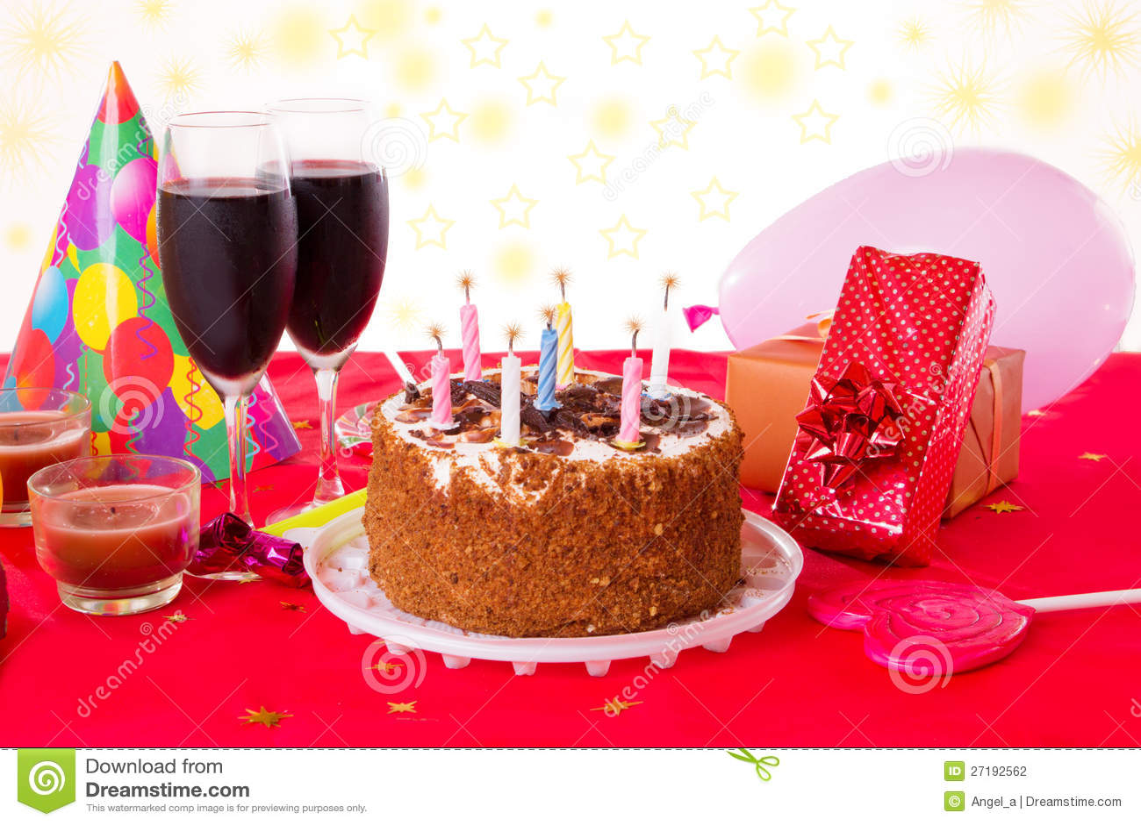 Craps table birthday cake