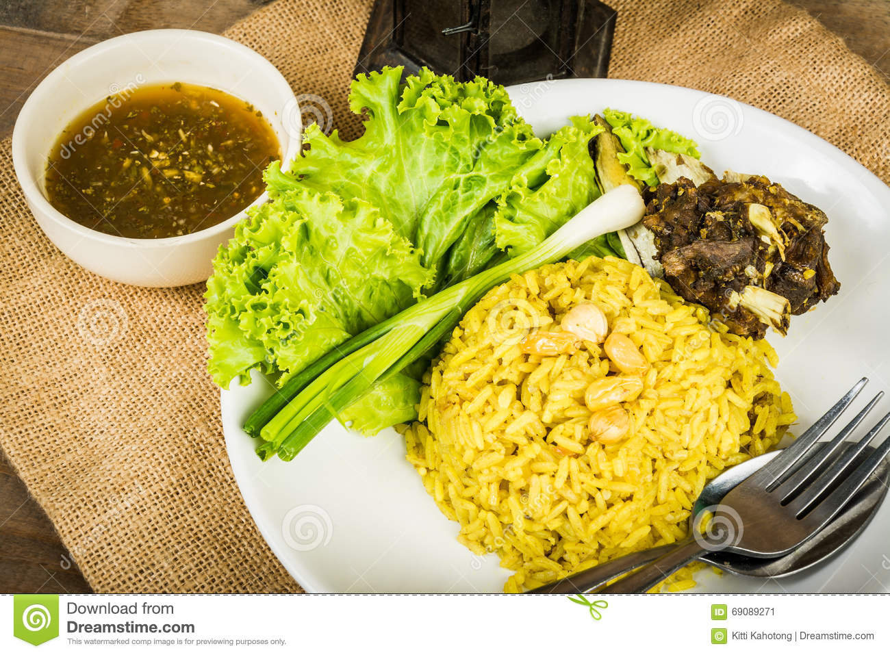 Biryani goat meat stock image  Image of south, meat, chicken