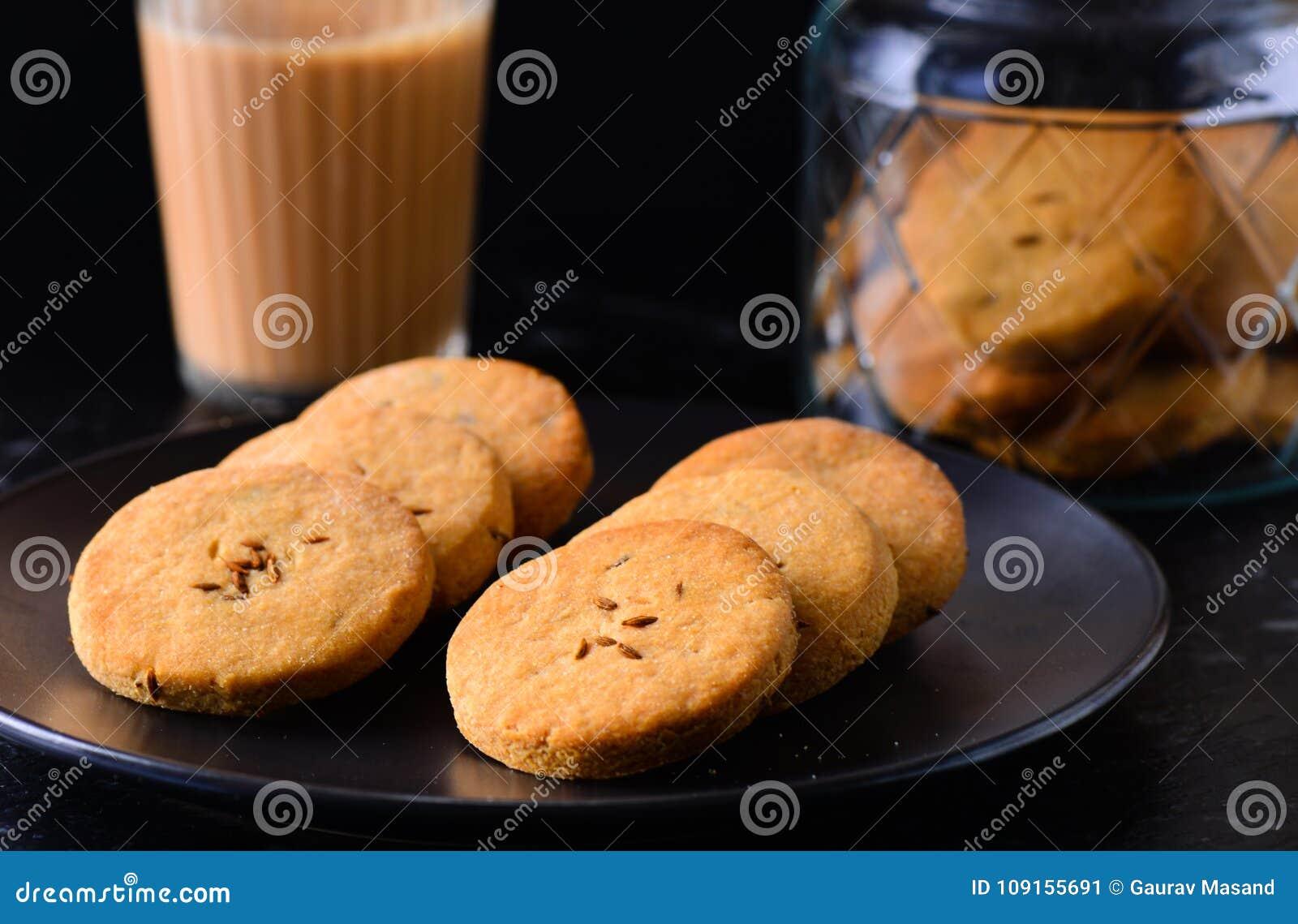 Biscoito de Chai