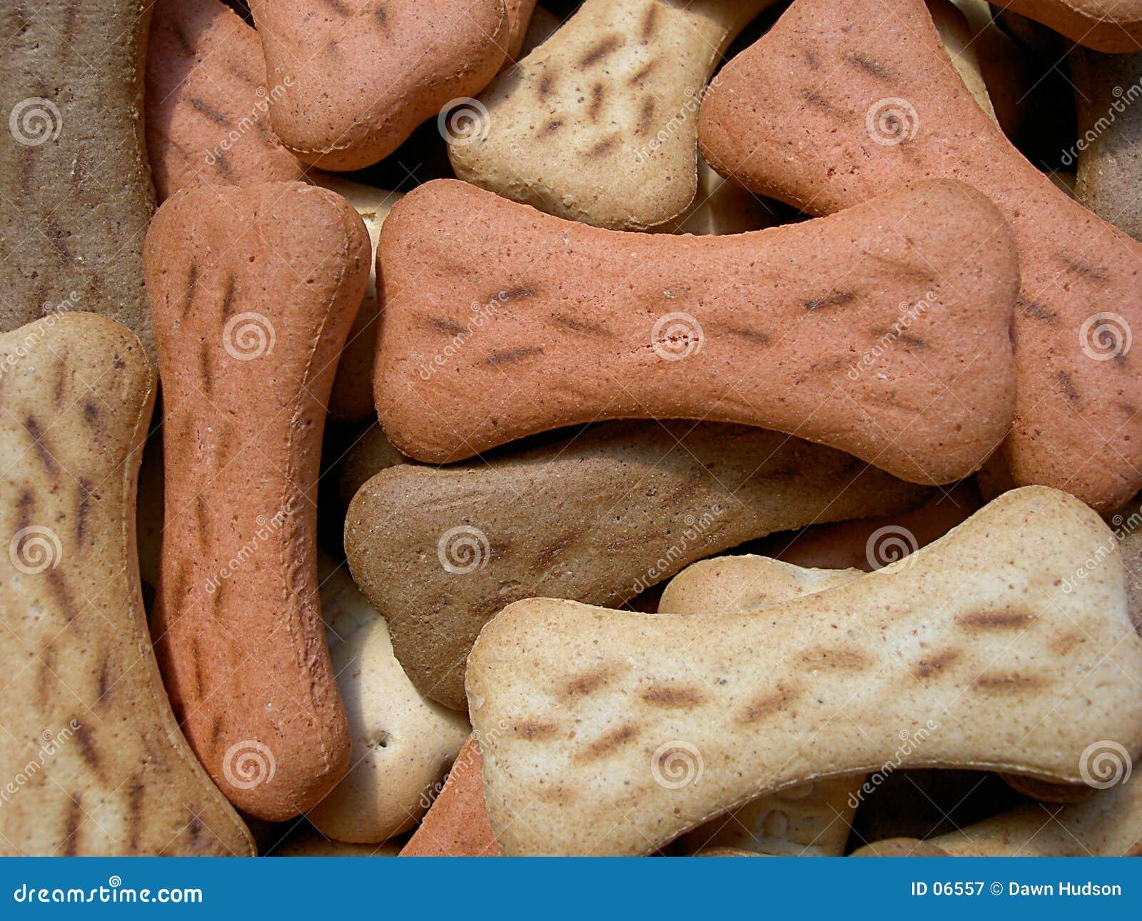 Biscoitos de cão