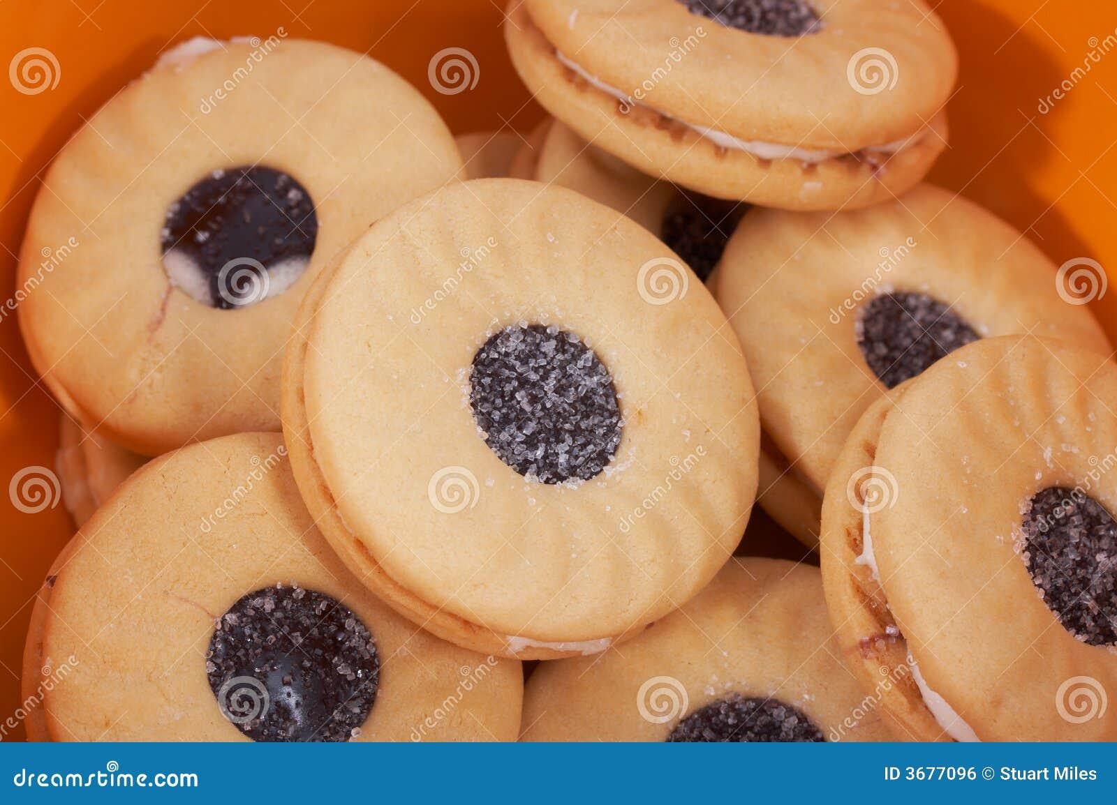 Download Biscotti fotografia stock. Immagine di ossequio, biscotti - 3677096