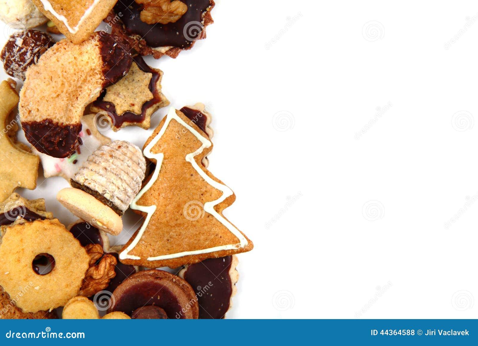Biscotti casalinghi di natale (repubblica Ceca)