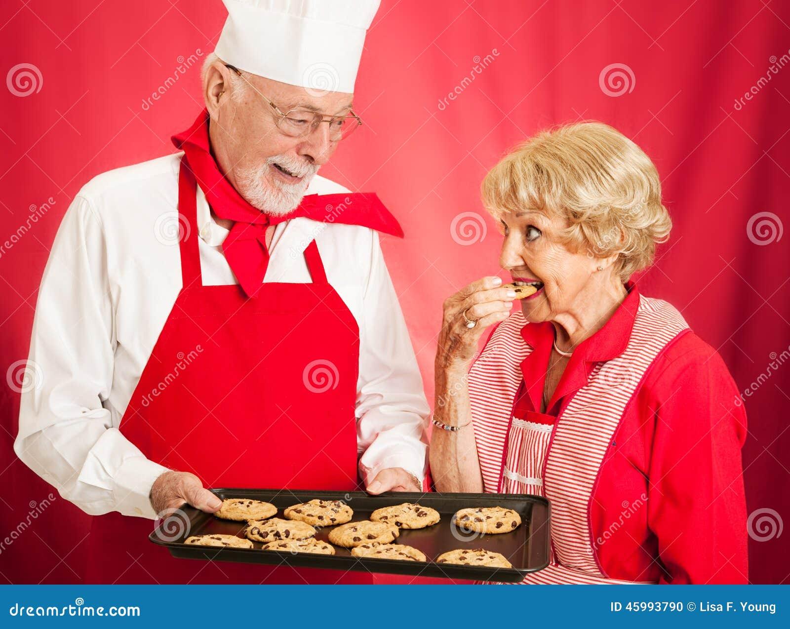 Biscotti dell assaggio al forno