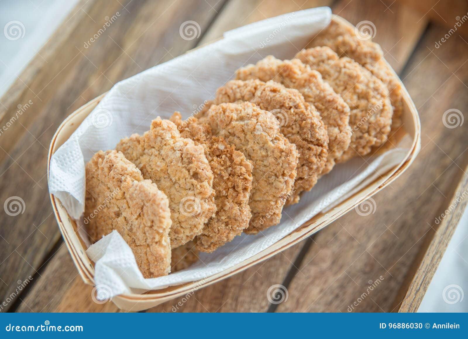 farina d avena della prima colazione di dieta della zona