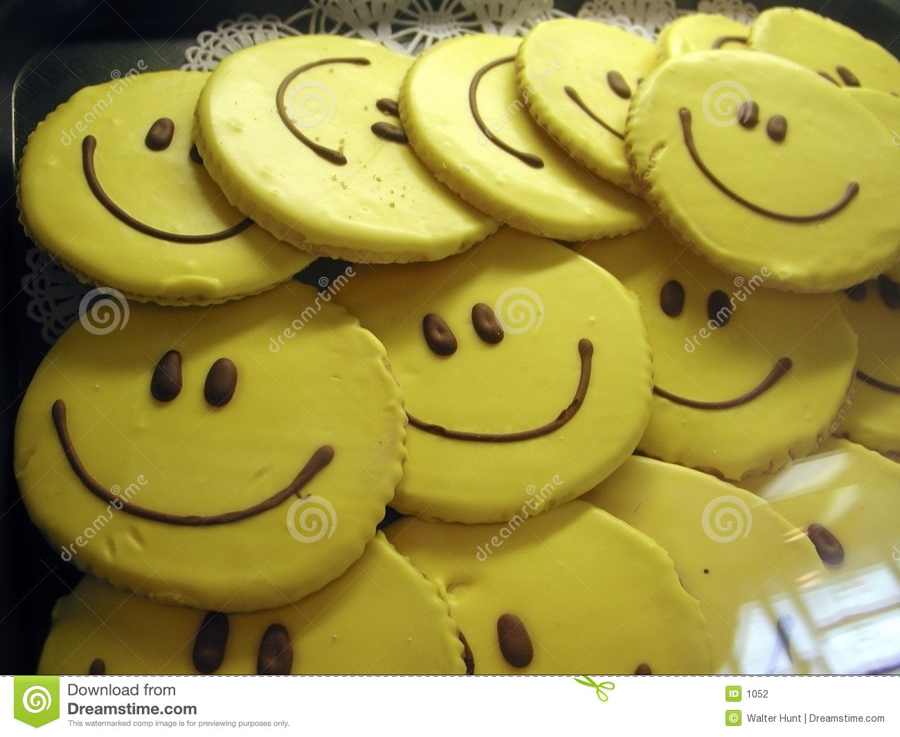 Biscotti di smiley