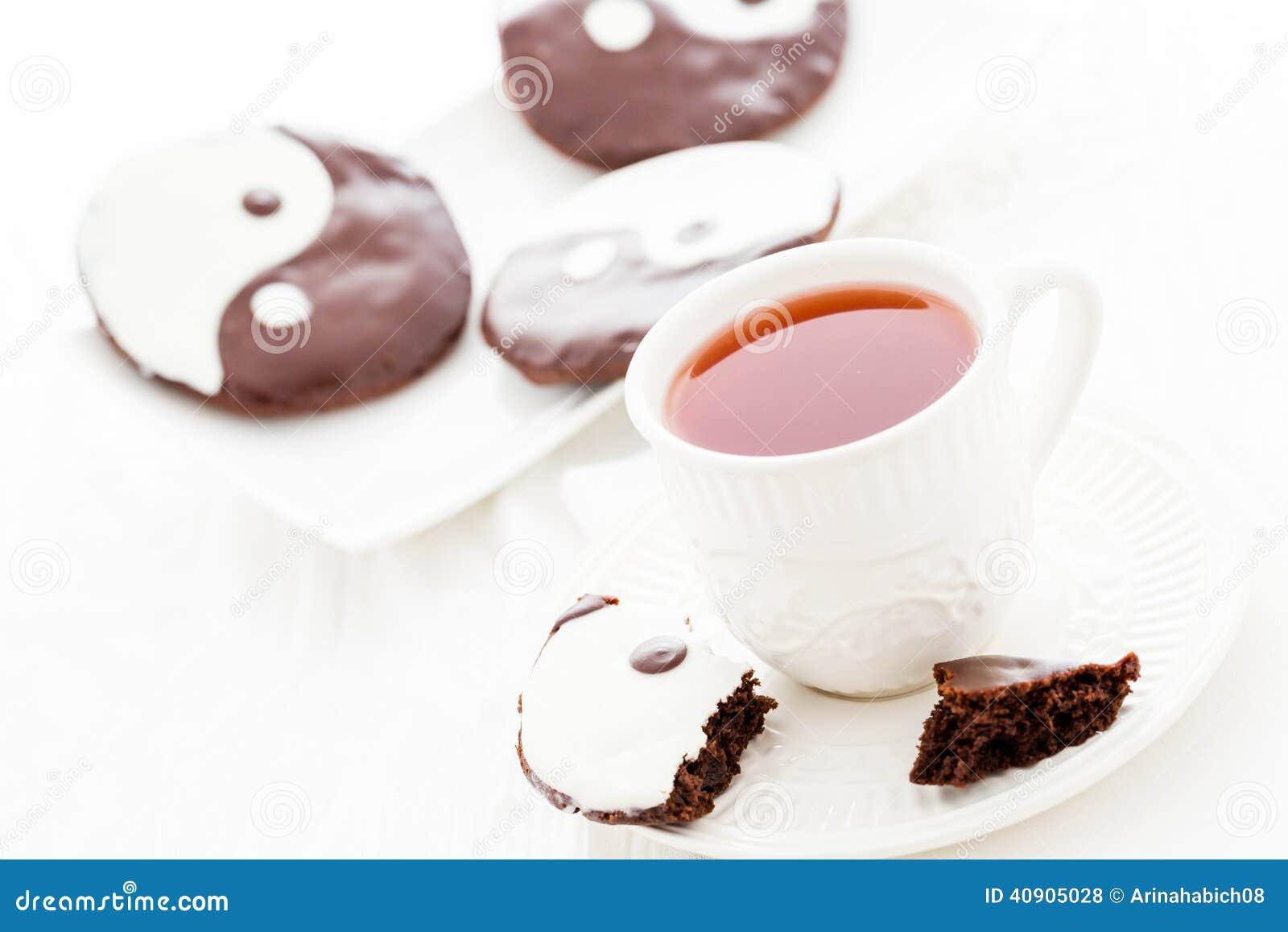 Biscotti di yang e di Yin