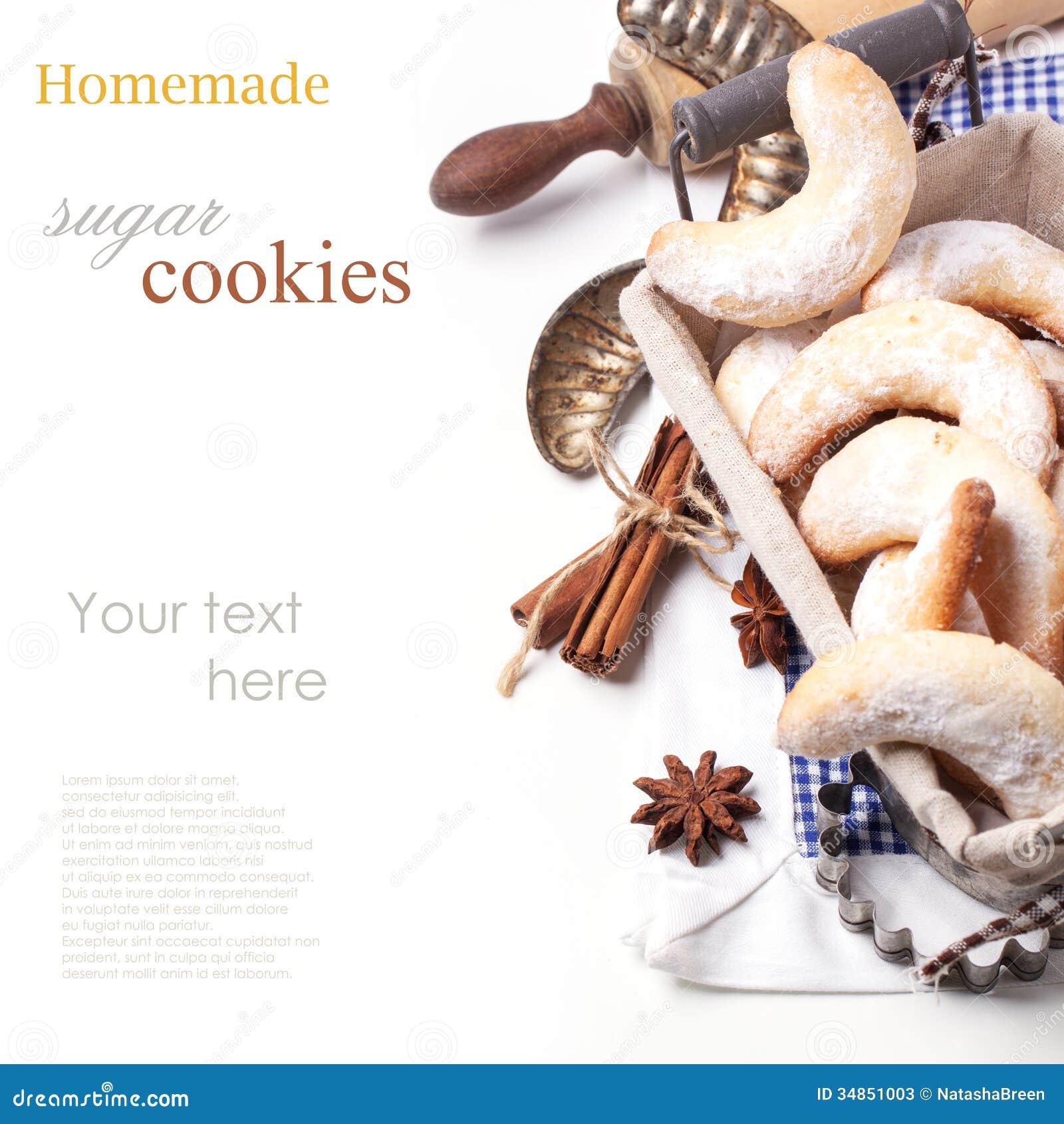 Biscotti di zucchero