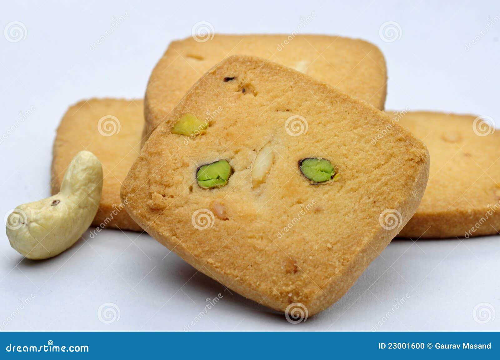 Biscotto pistacchio/dell anacardio