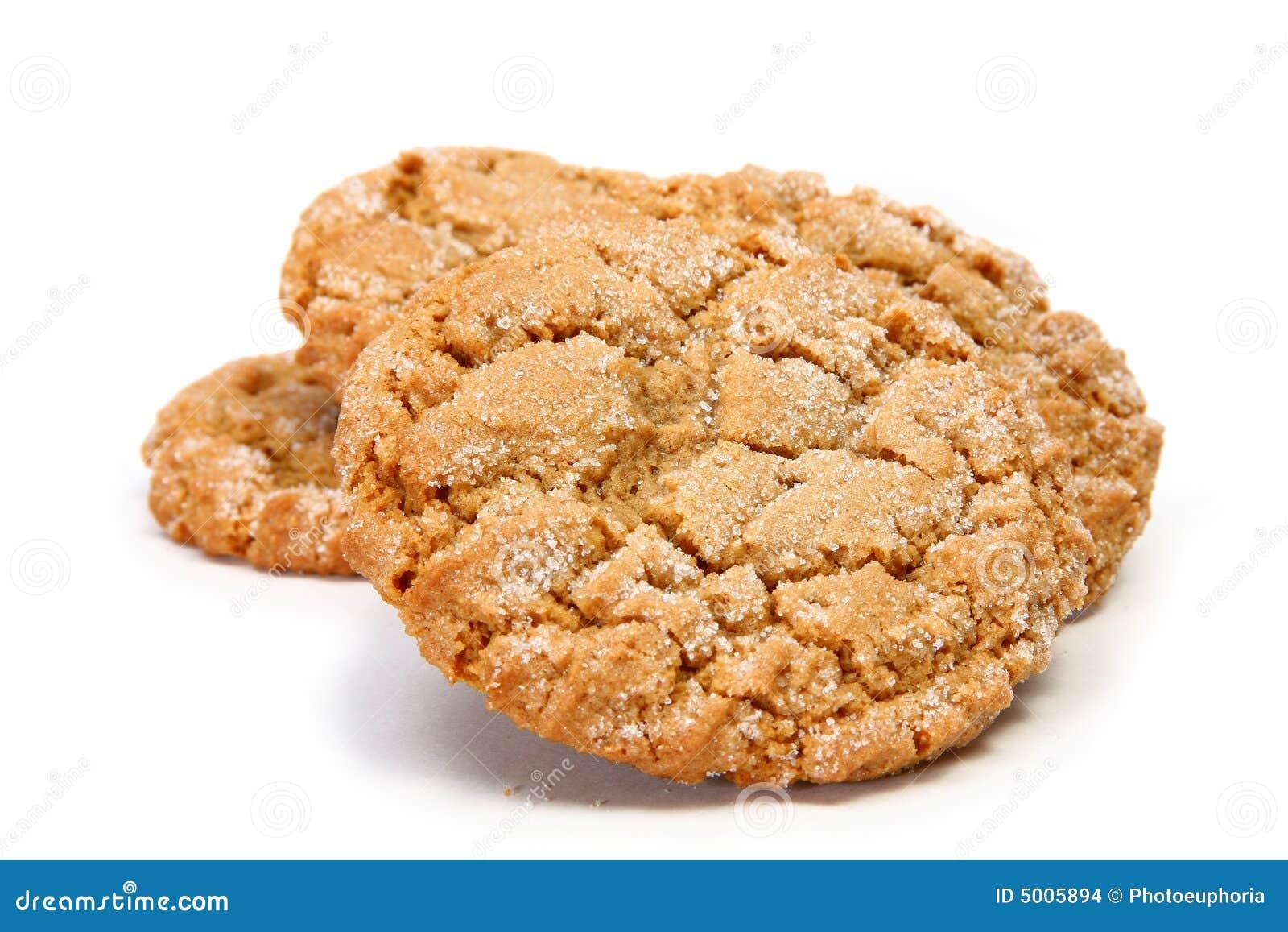 Biscuit caoutchouteux de gingembre