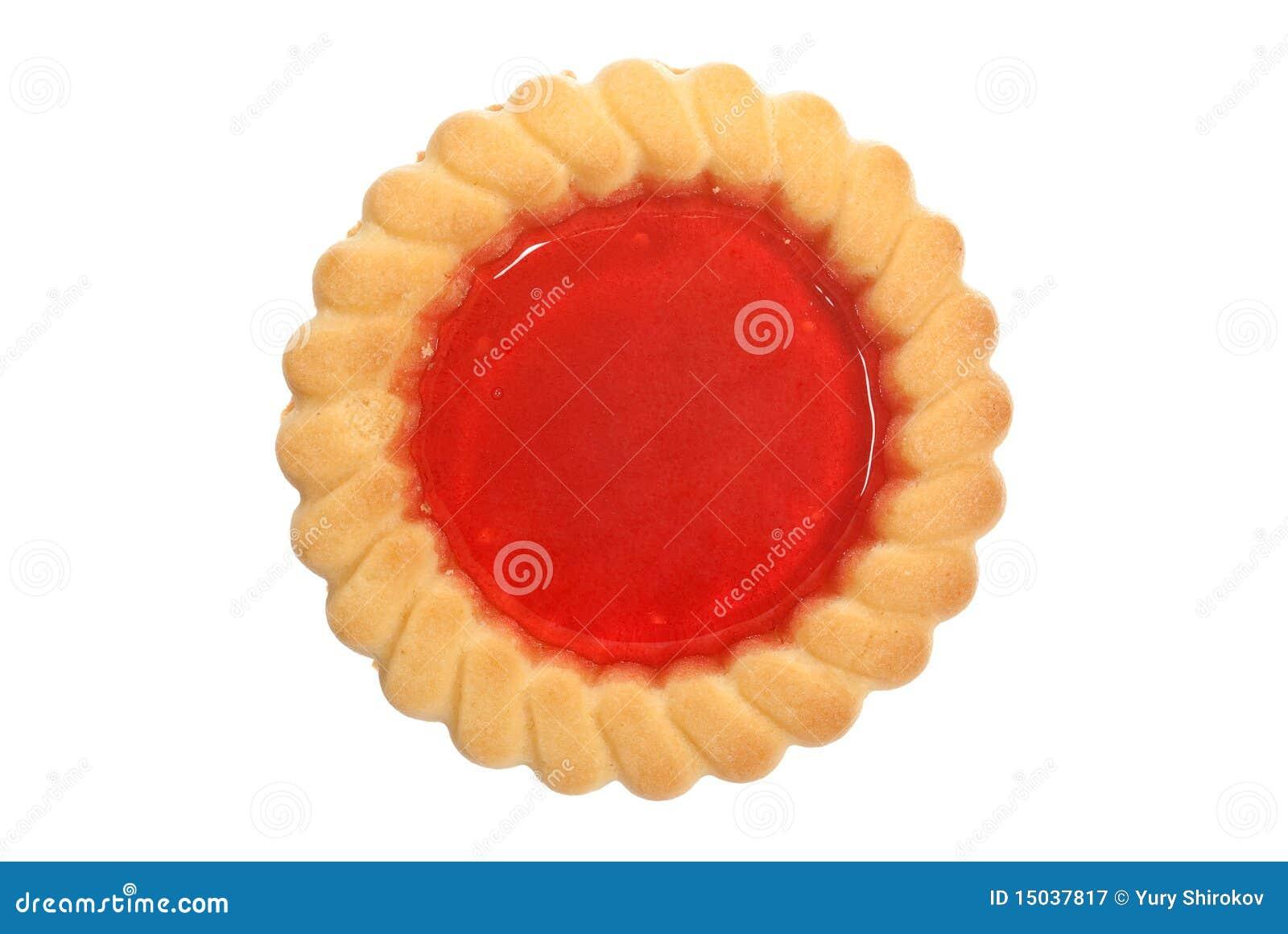 Biscuit de gelée