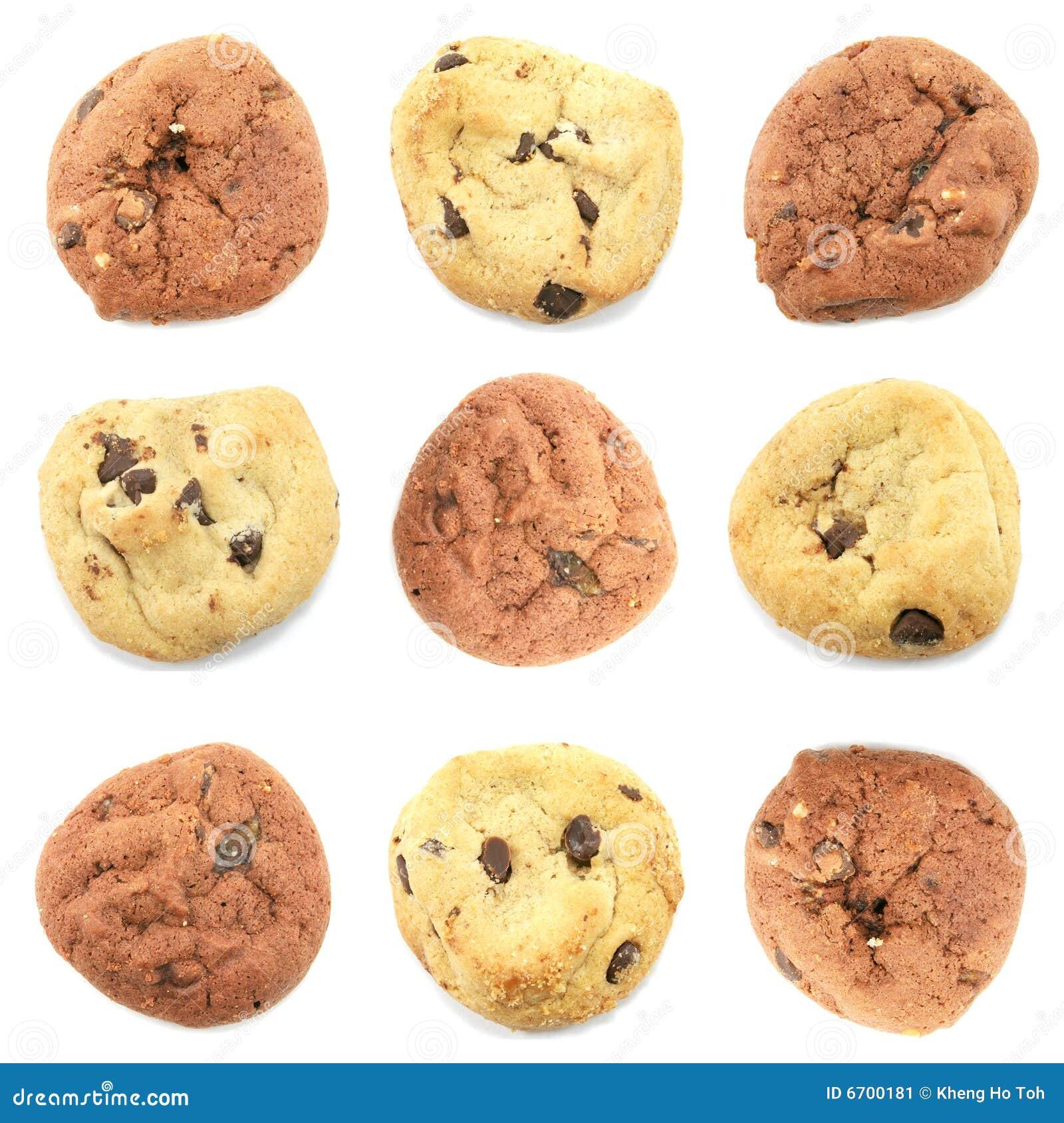 Biscuits étendus soigné à l extérieur