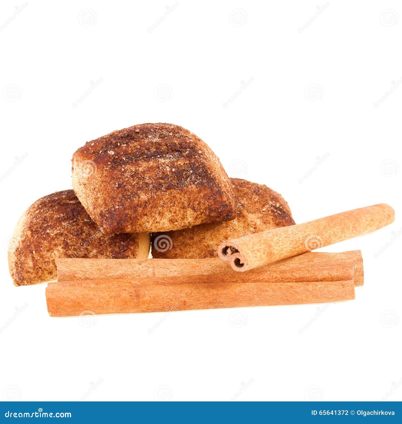 Biscuits avec de la cannelle