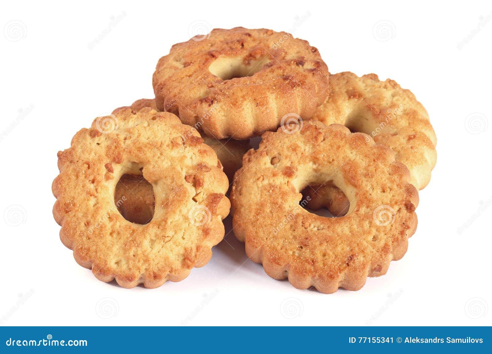 Biscuits avec des noix