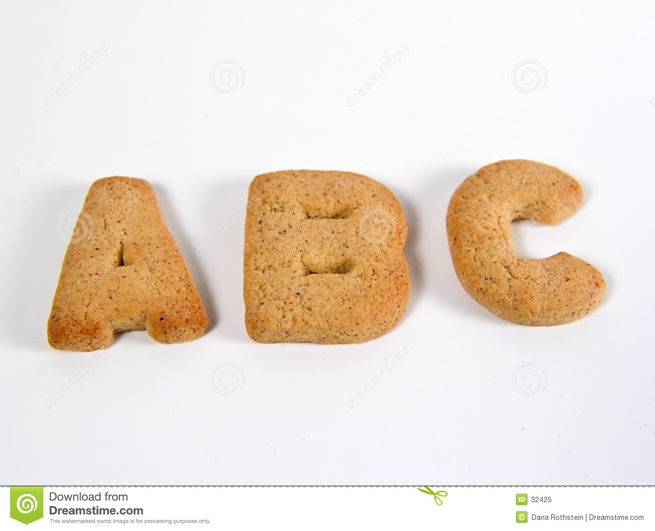 Biscuits d ABC
