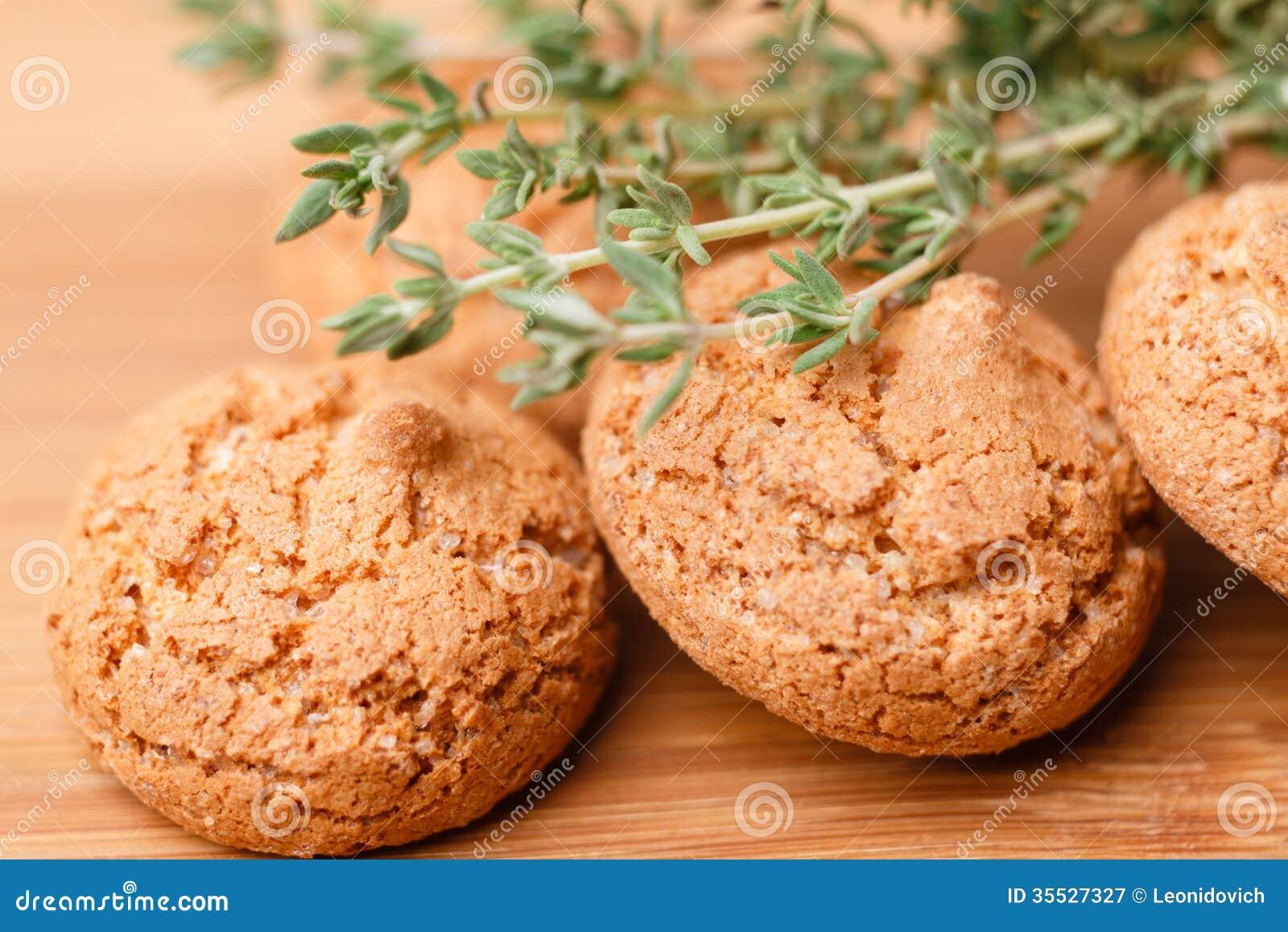 Biscuits d amande