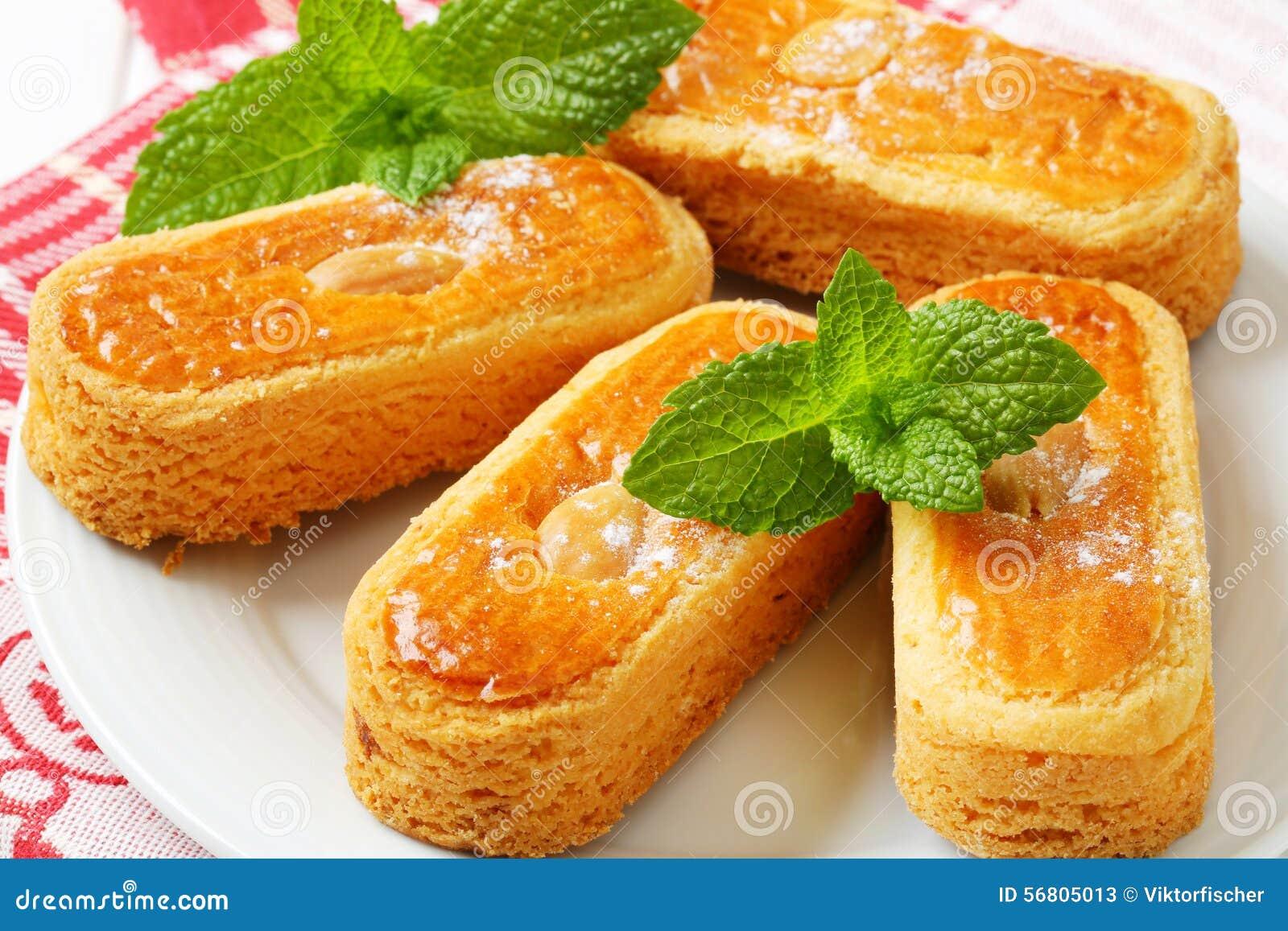 Biscuits d amande néerlandais