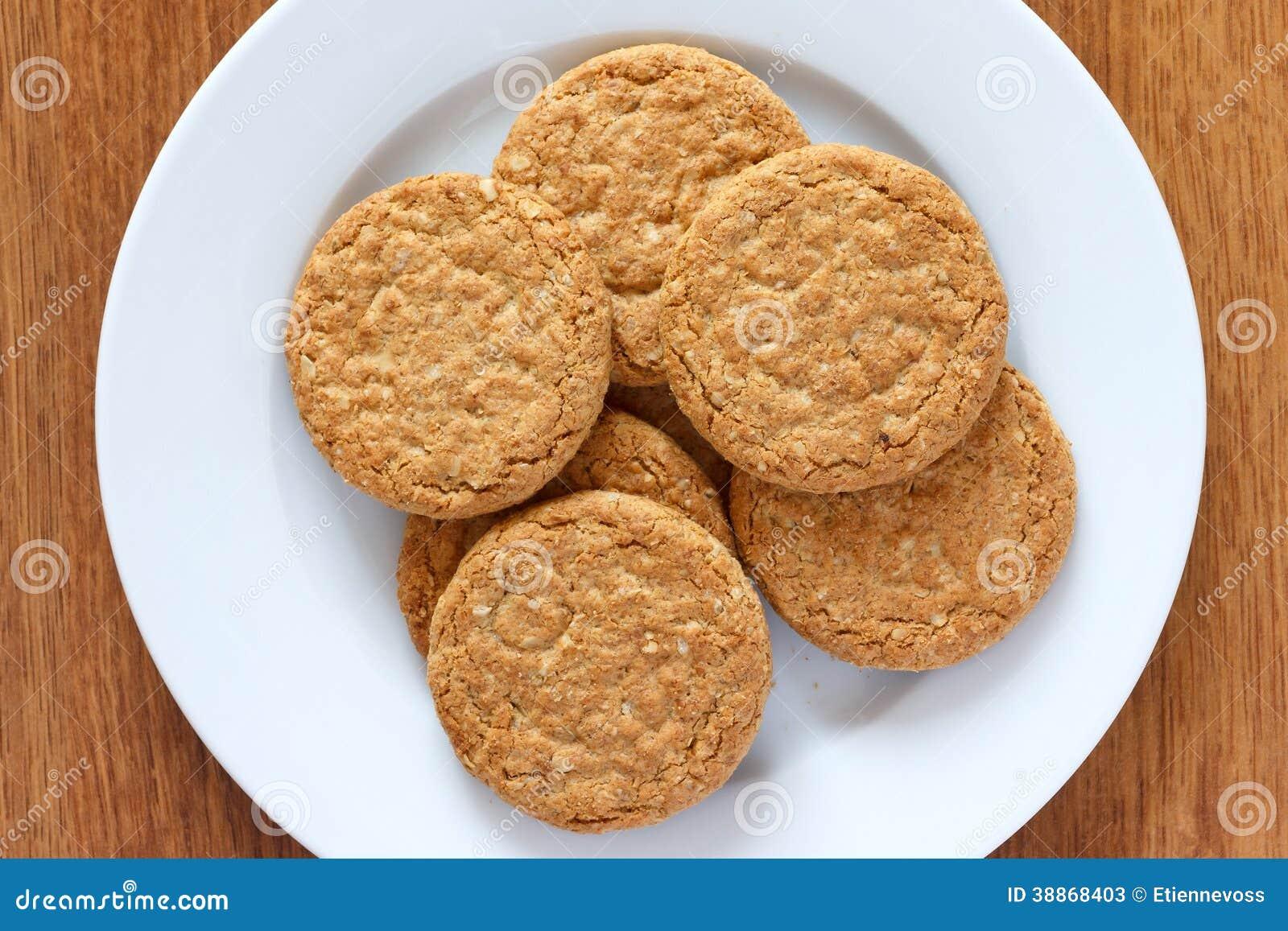 Biscuits d avoine