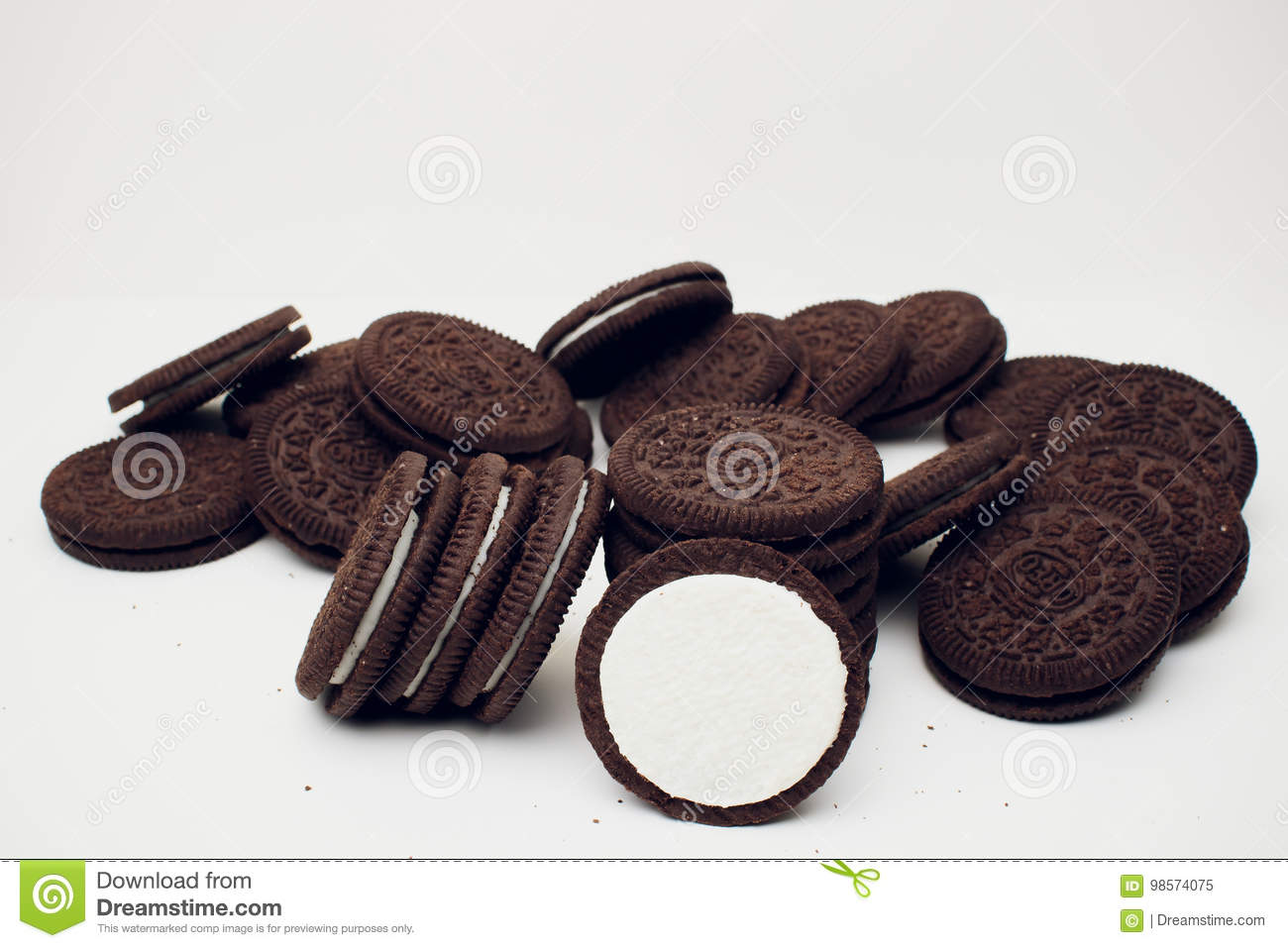 Biscuits d Oreo