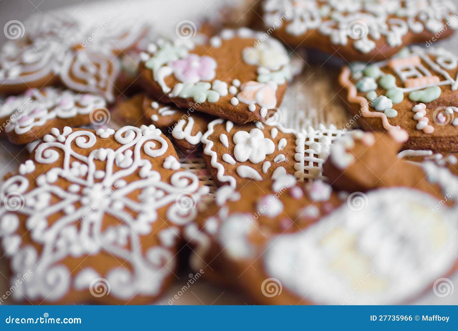 Biscuits de beurre de sablé