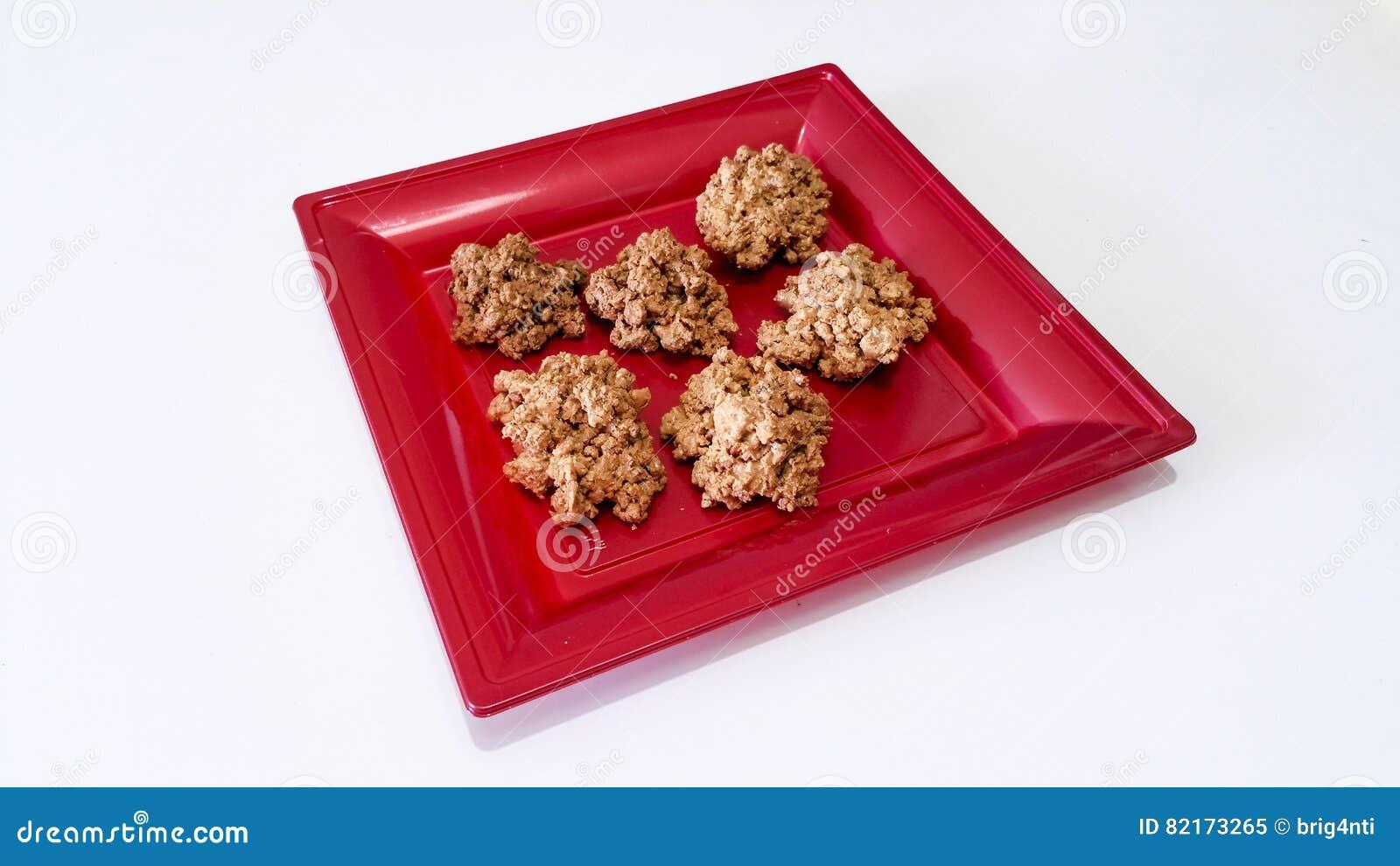 Biscuits de buoni de Brutti mA