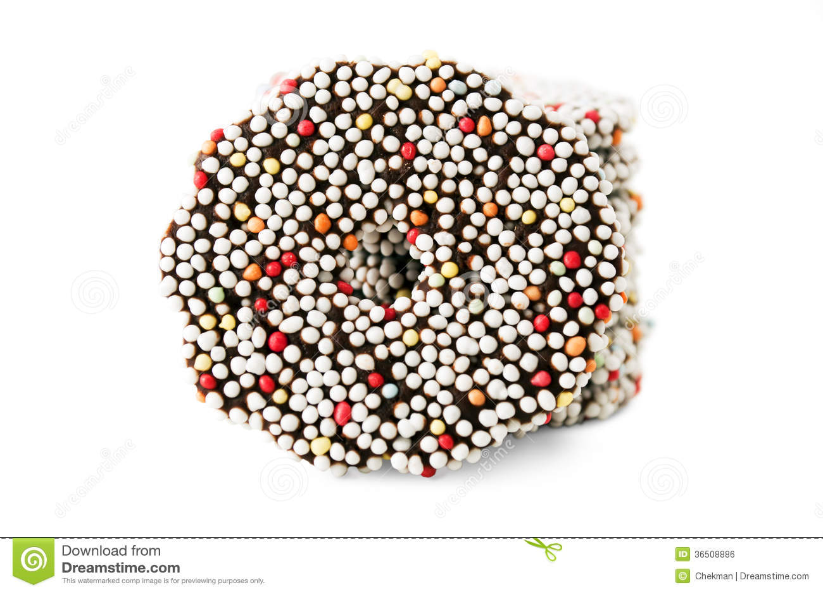 Biscuits de chocolat