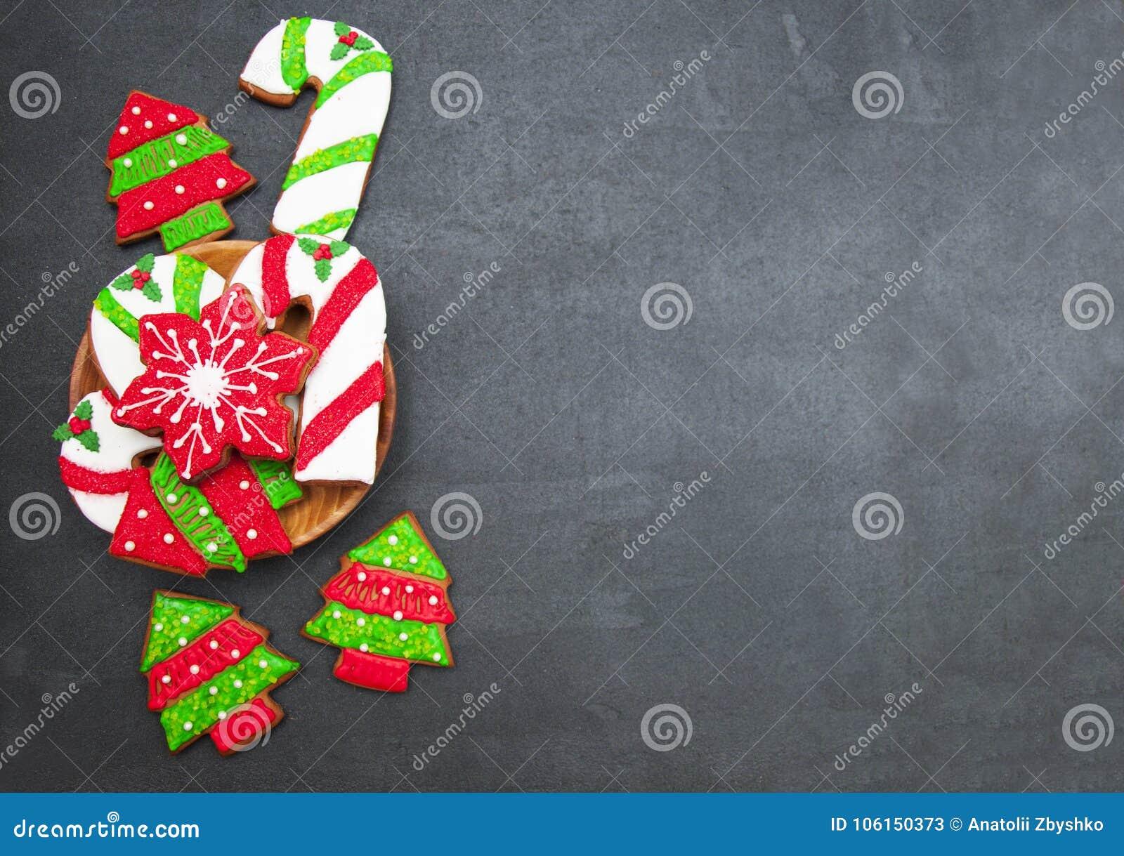 Biscuits de gingembre de Noël