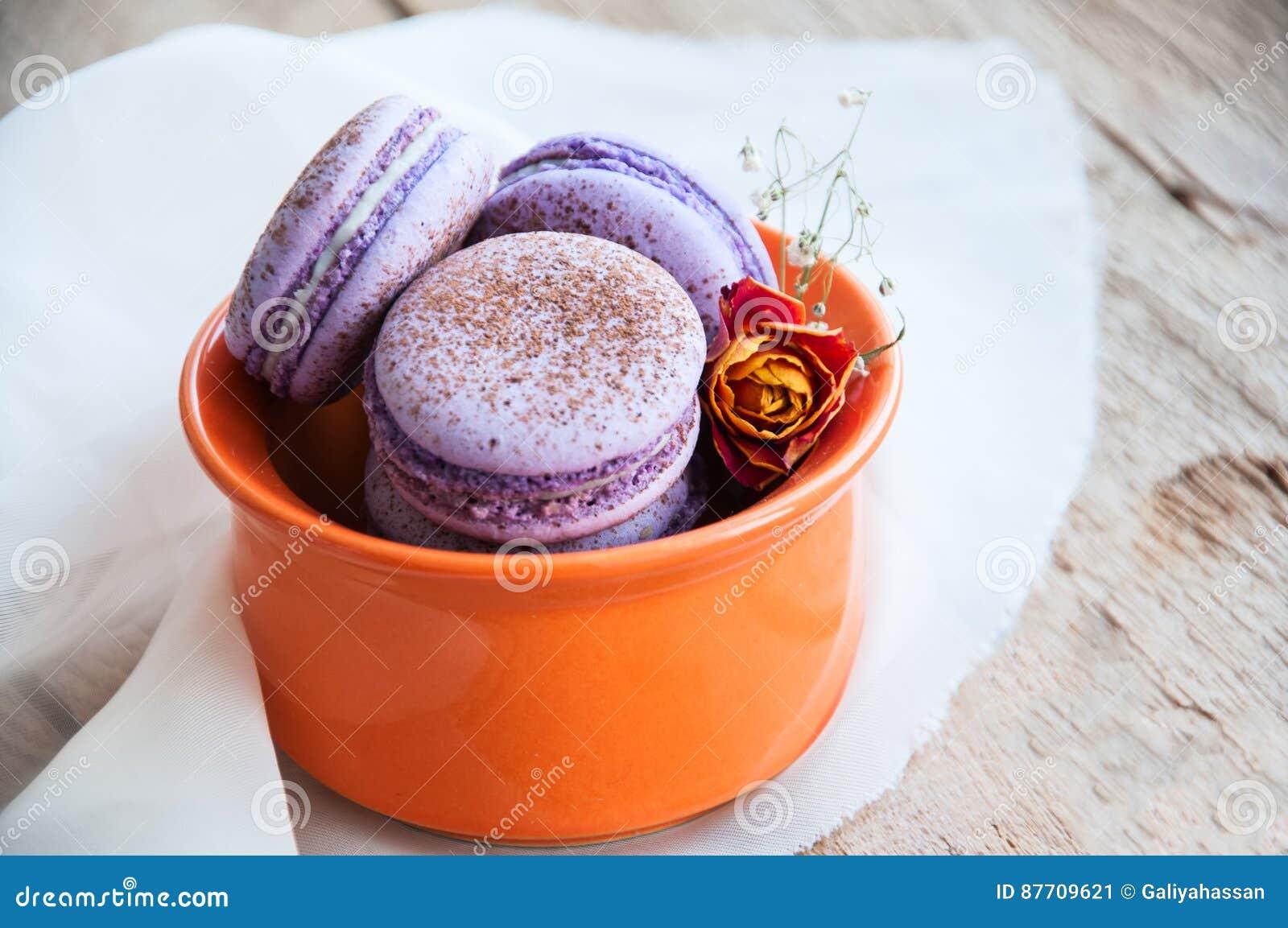 Biscuits de Macaron