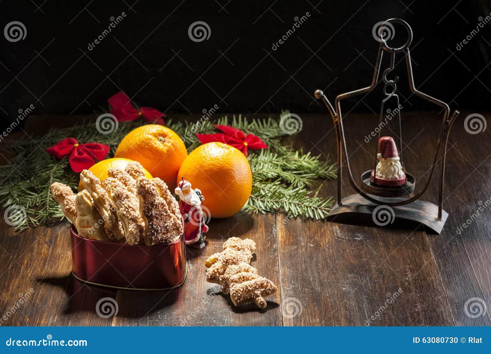 Download Biscuits de Noël et photo stock. Image du heat, sucre - 63080730