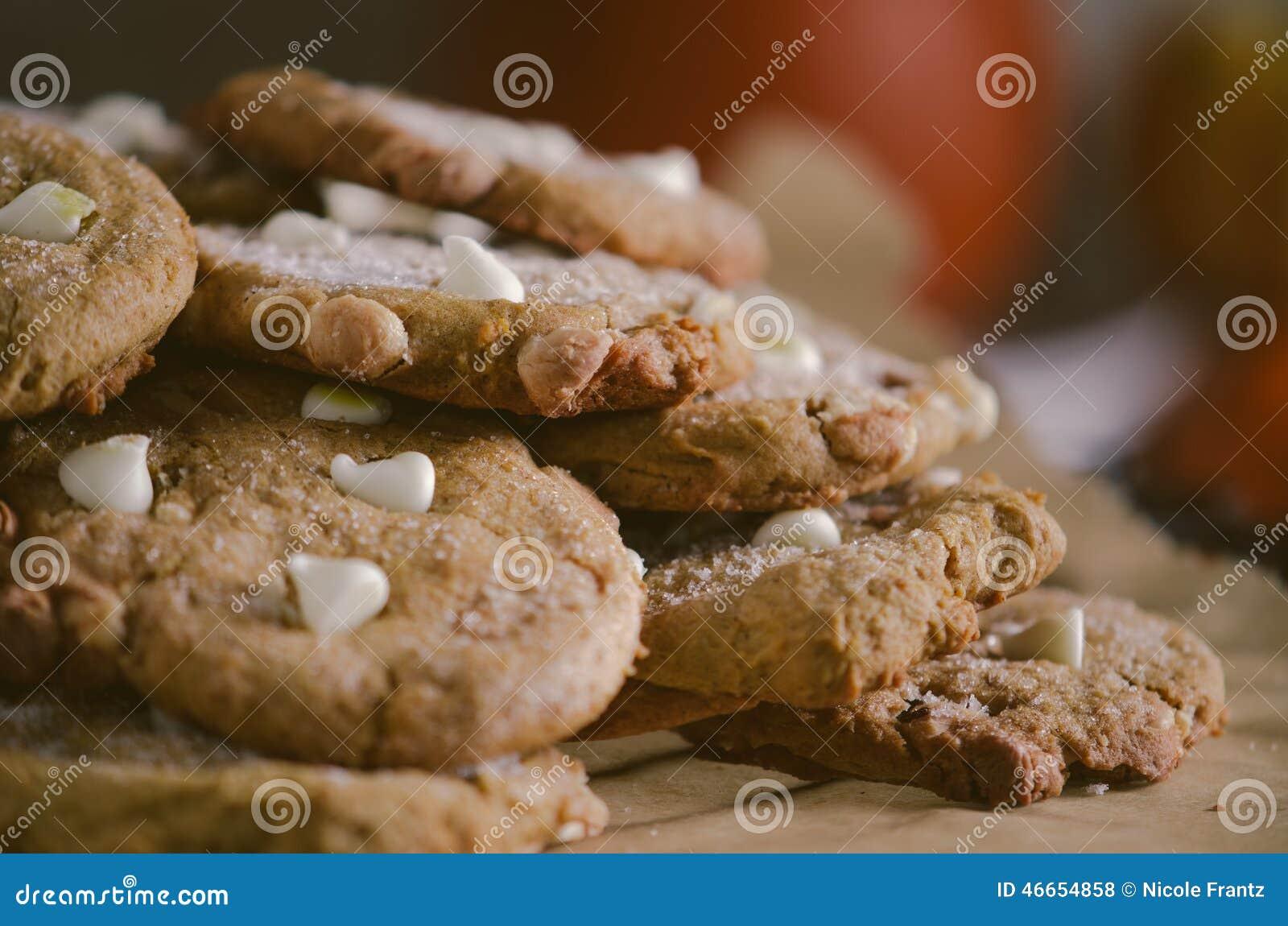 Biscuits de potiron
