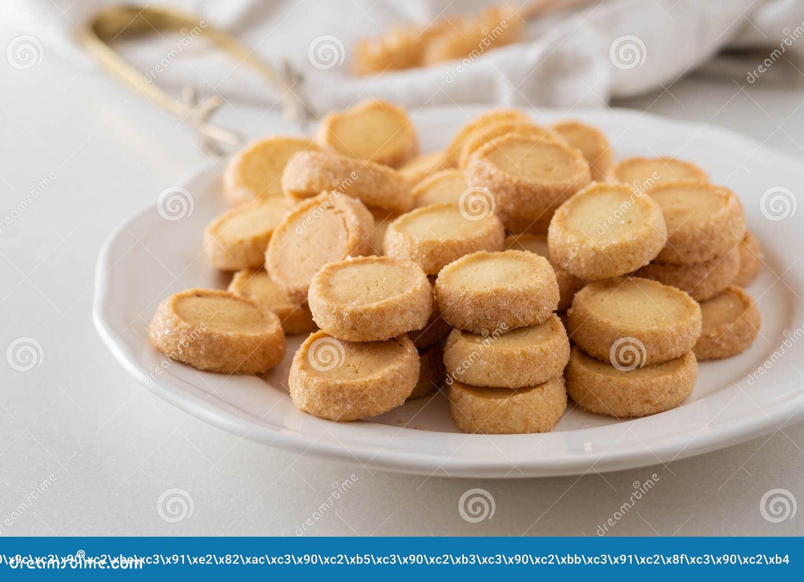 Biscuits et biscuits doux de desserts pendant des vacances : Noël, thanksgiving, la veille du ` s de nouvelle année