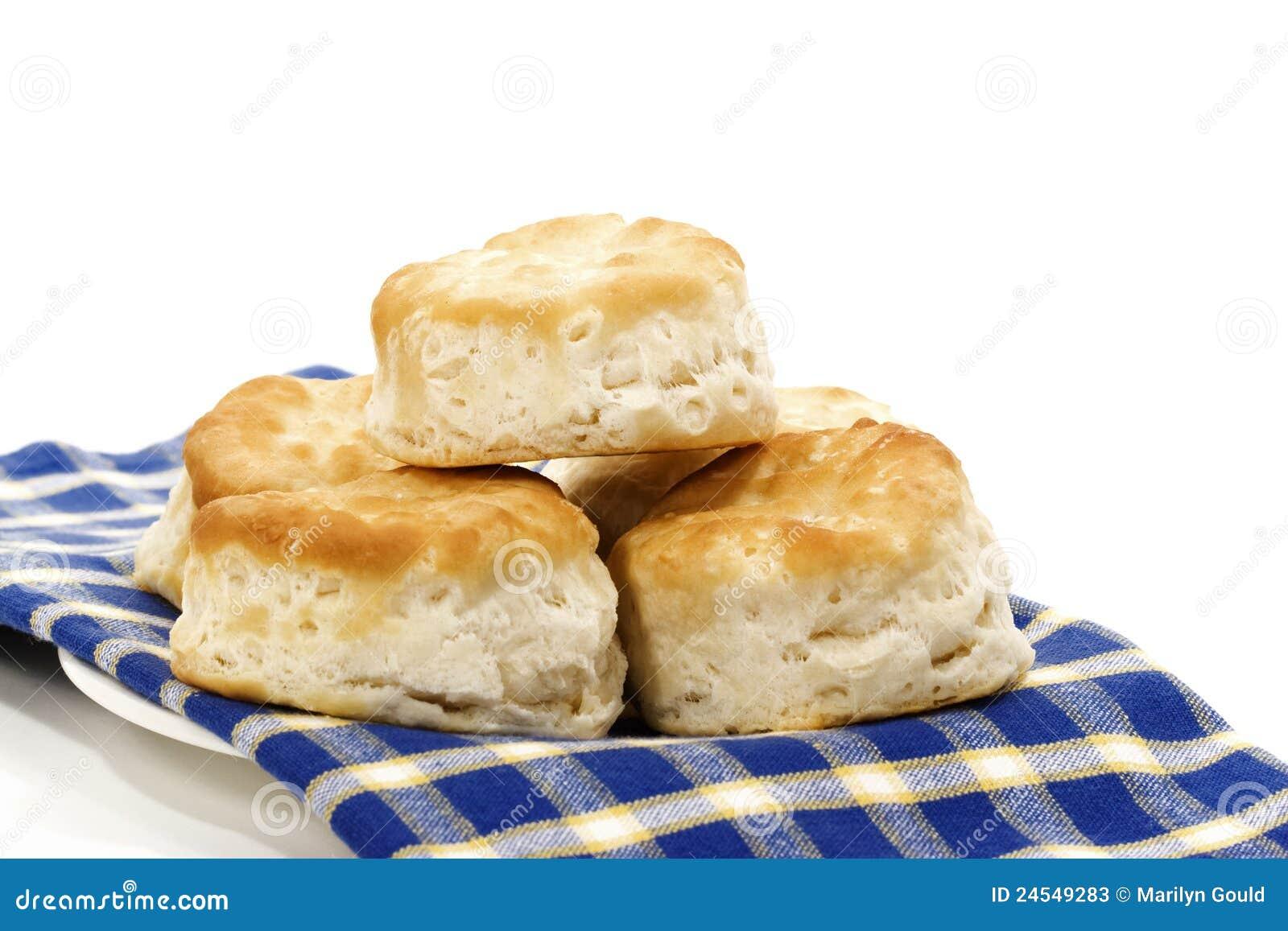 Biscuits frais