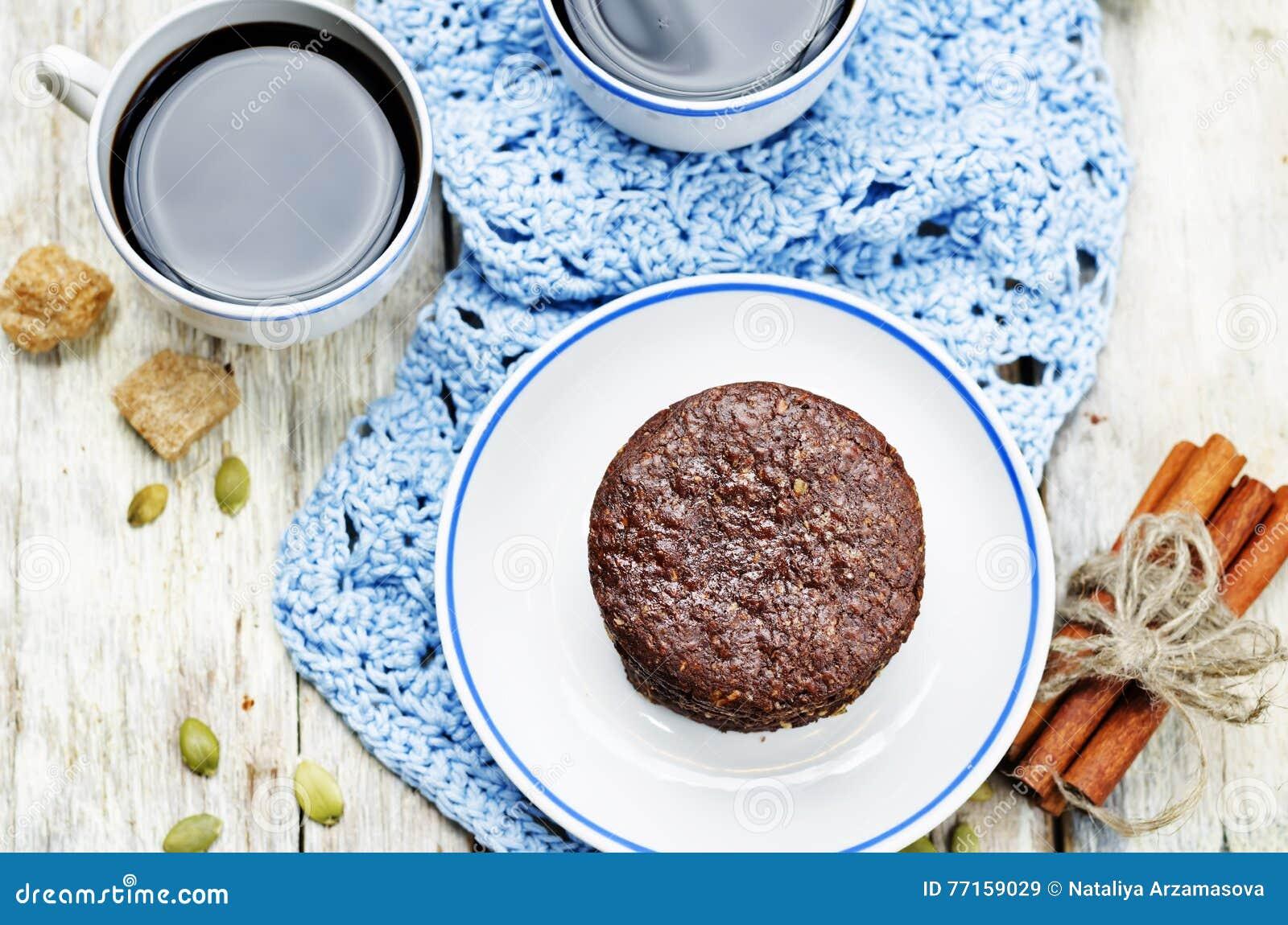 Biscuits sablés de Pepita de chocolat mexicain