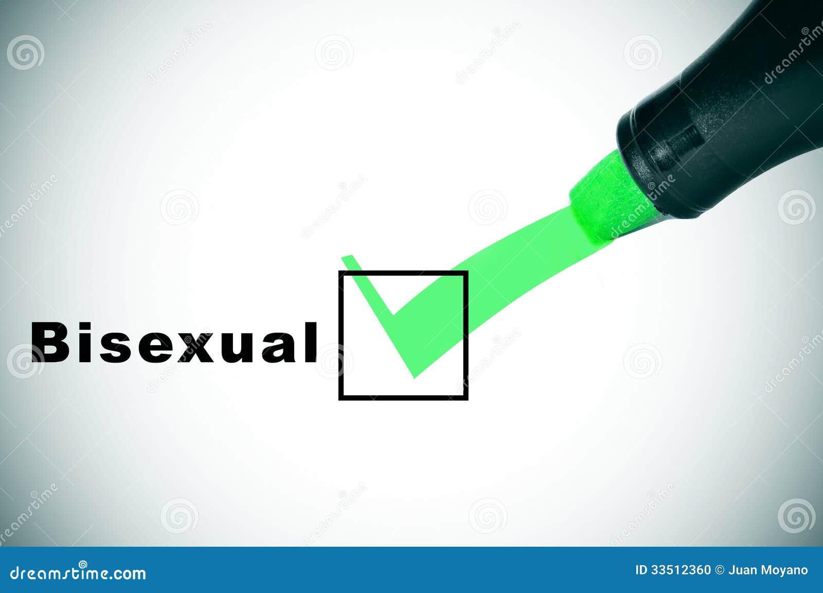 Biesexuell