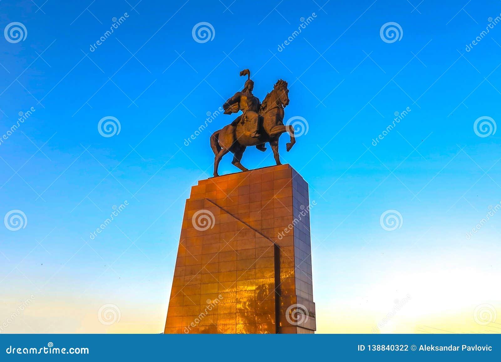 Bishkek ałunów Zbyt kwadrat 12
