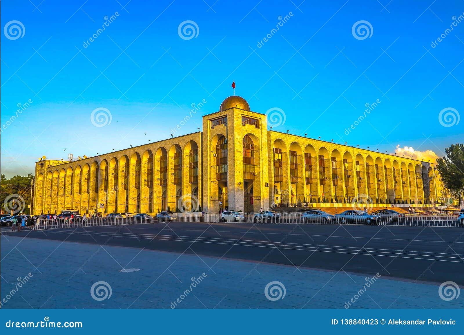 Bishkek Ala Too Square 07