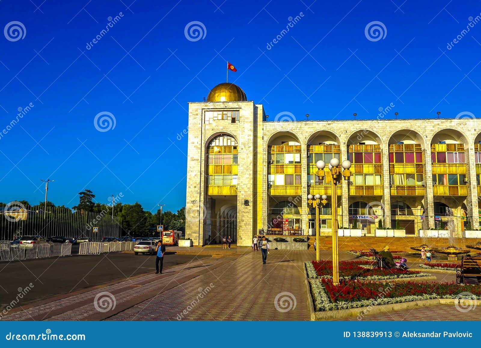 Bishkek Ala Too Square 04