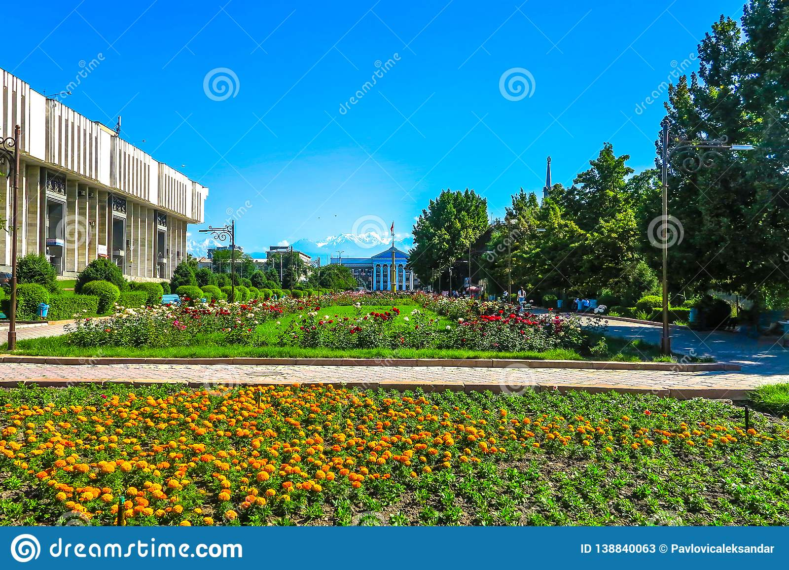 Bishkek City Hall 02